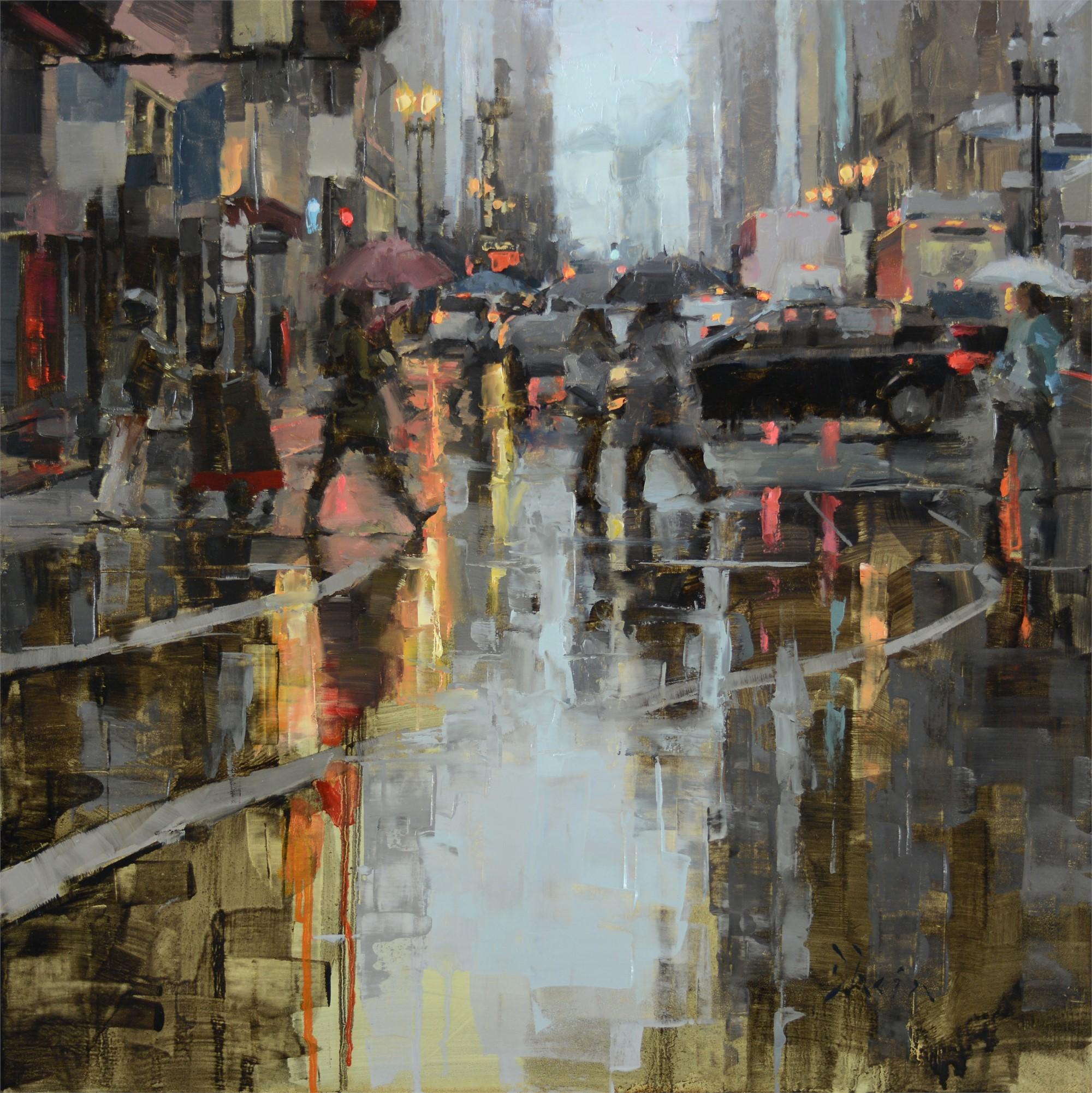 Kearny Street by Jacob Dhein