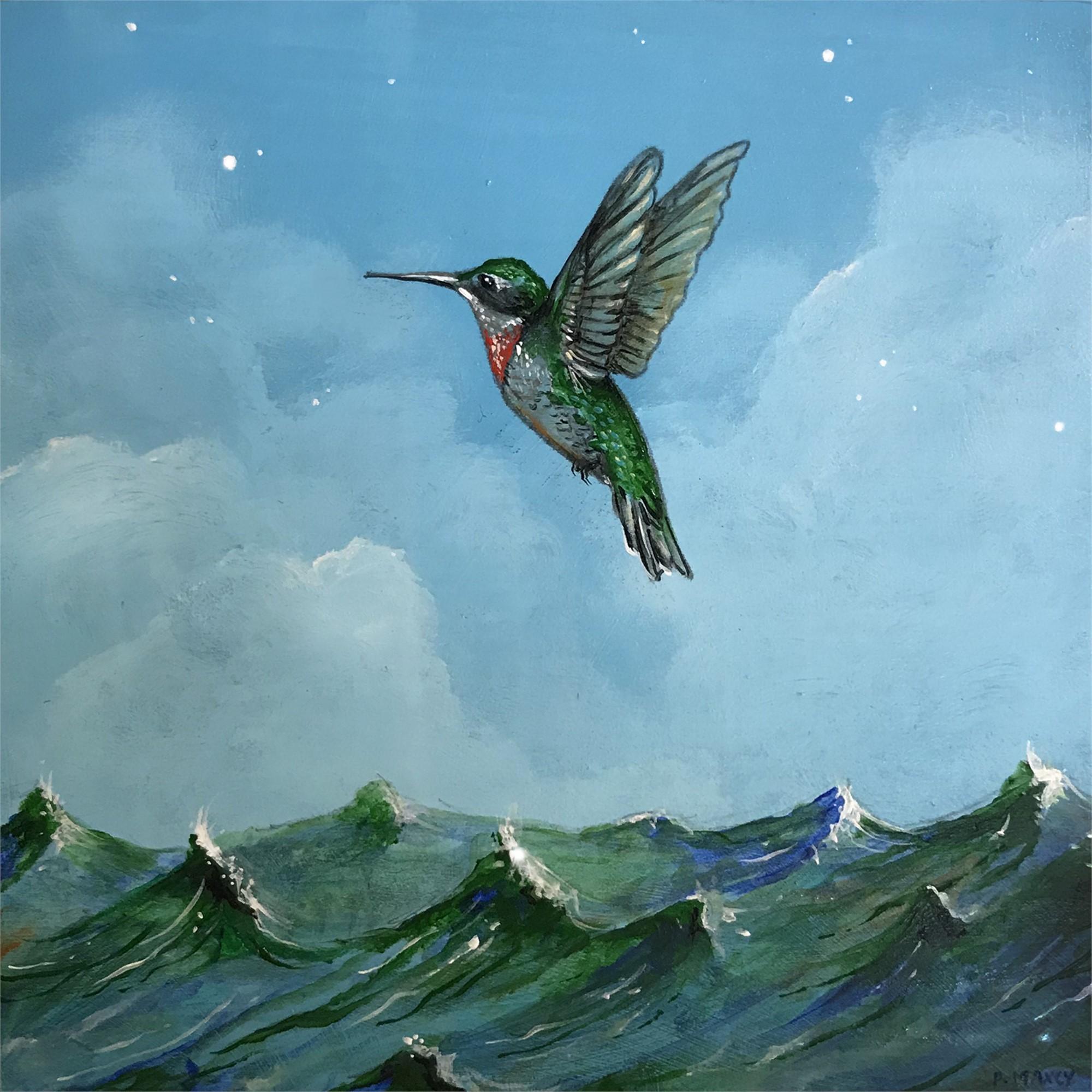 Ocean Flight by Patrick Maxcy