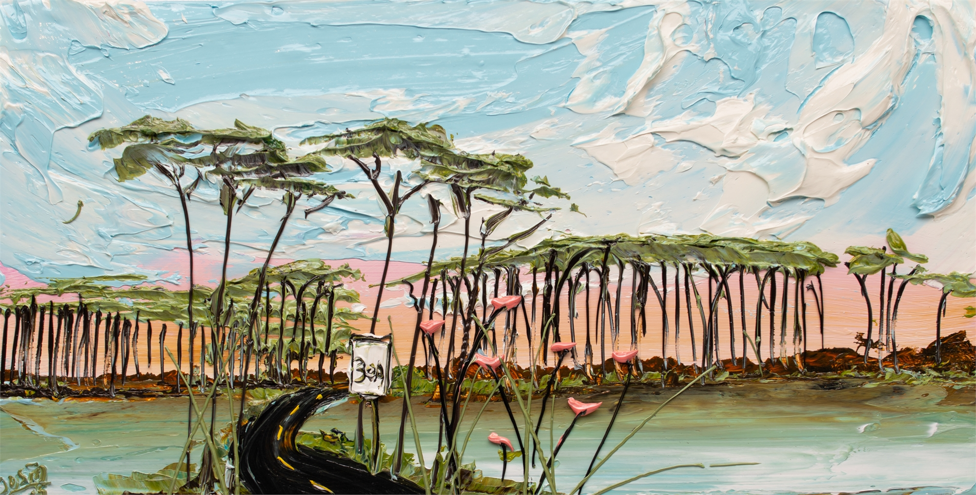 LAKESCAPE LS-30x15-2019-249 by JUSTIN GAFFREY
