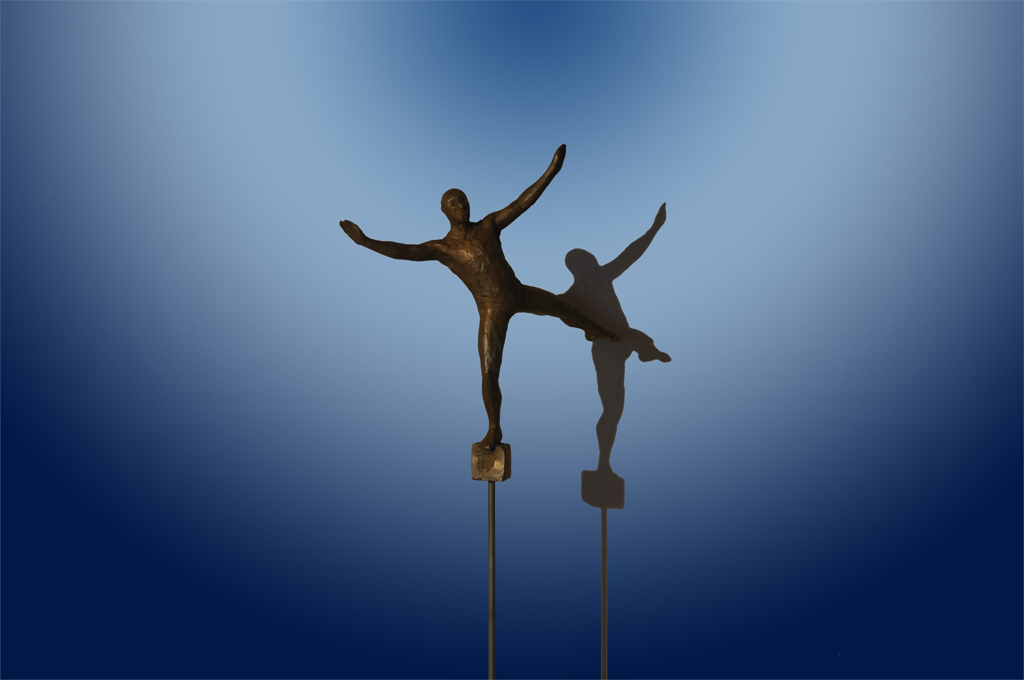 Balance Series: Foot by Bill Starke