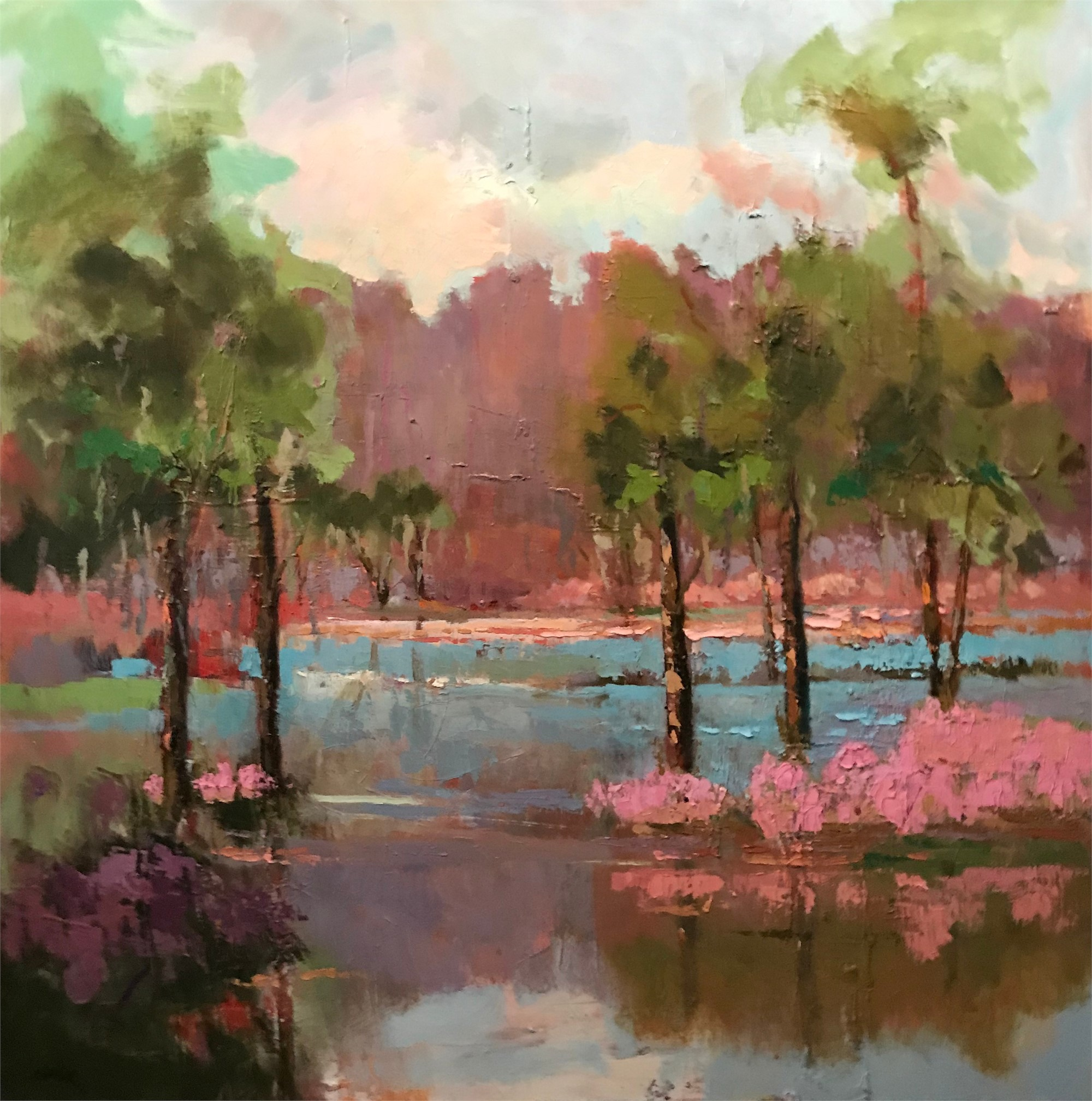 Afternoon on Black River by James Calk