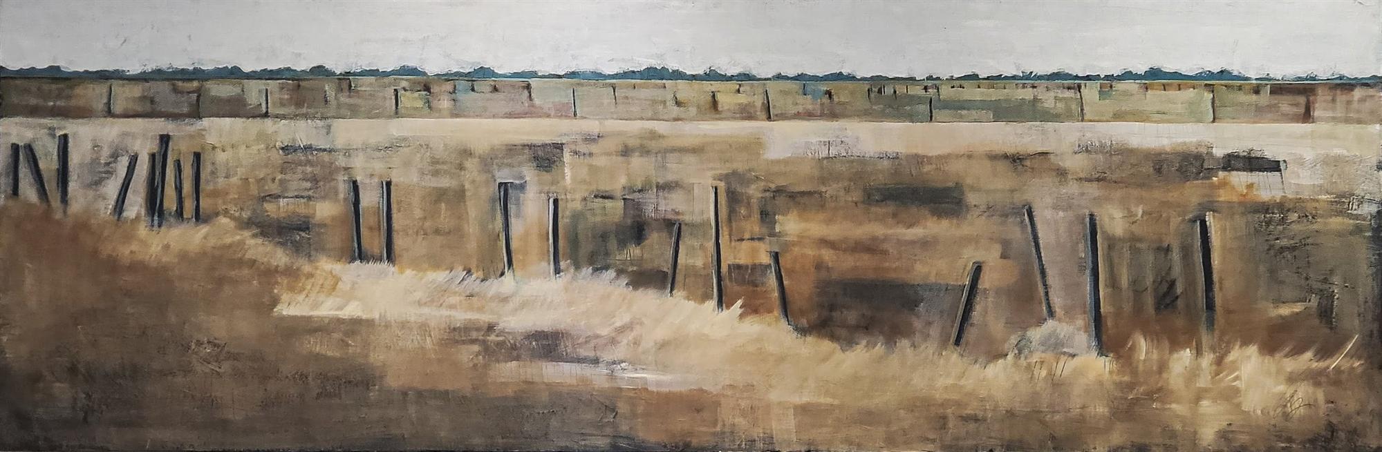 Texas Danube by Rachel Dory