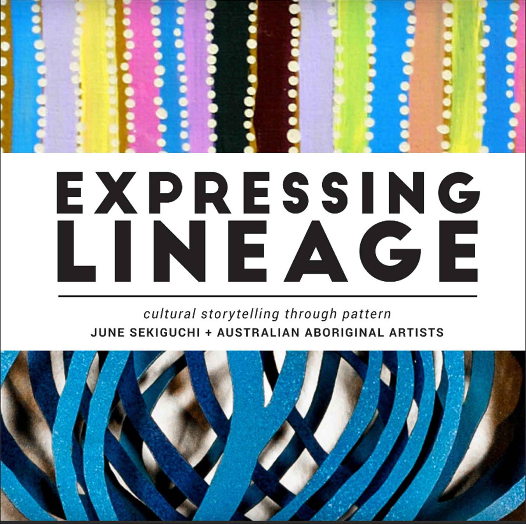 Expressing Lineage: Cultural Storytelling through Pattern | exhibition catalog by ArtXchange Gallery