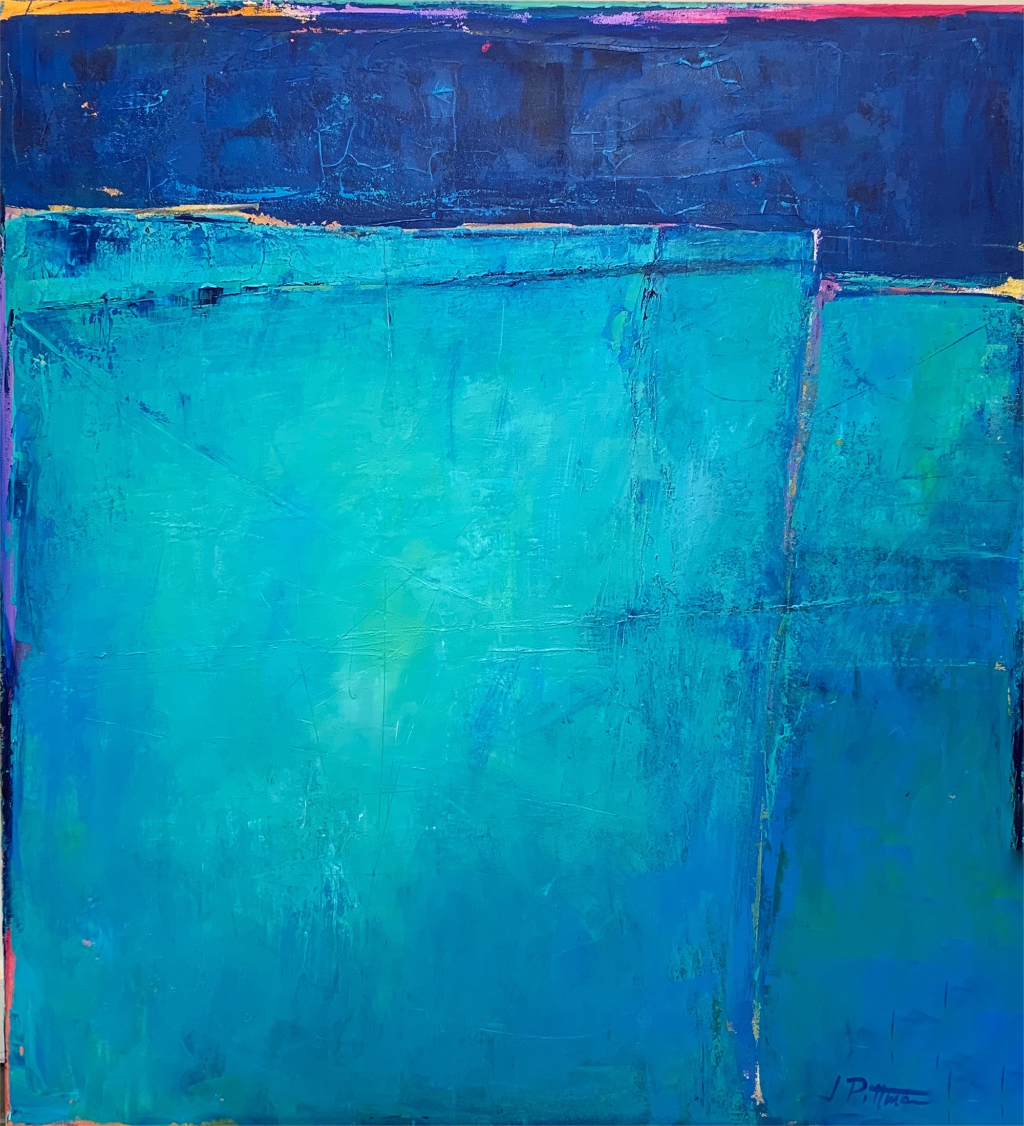 Open Space by Jim Pittman