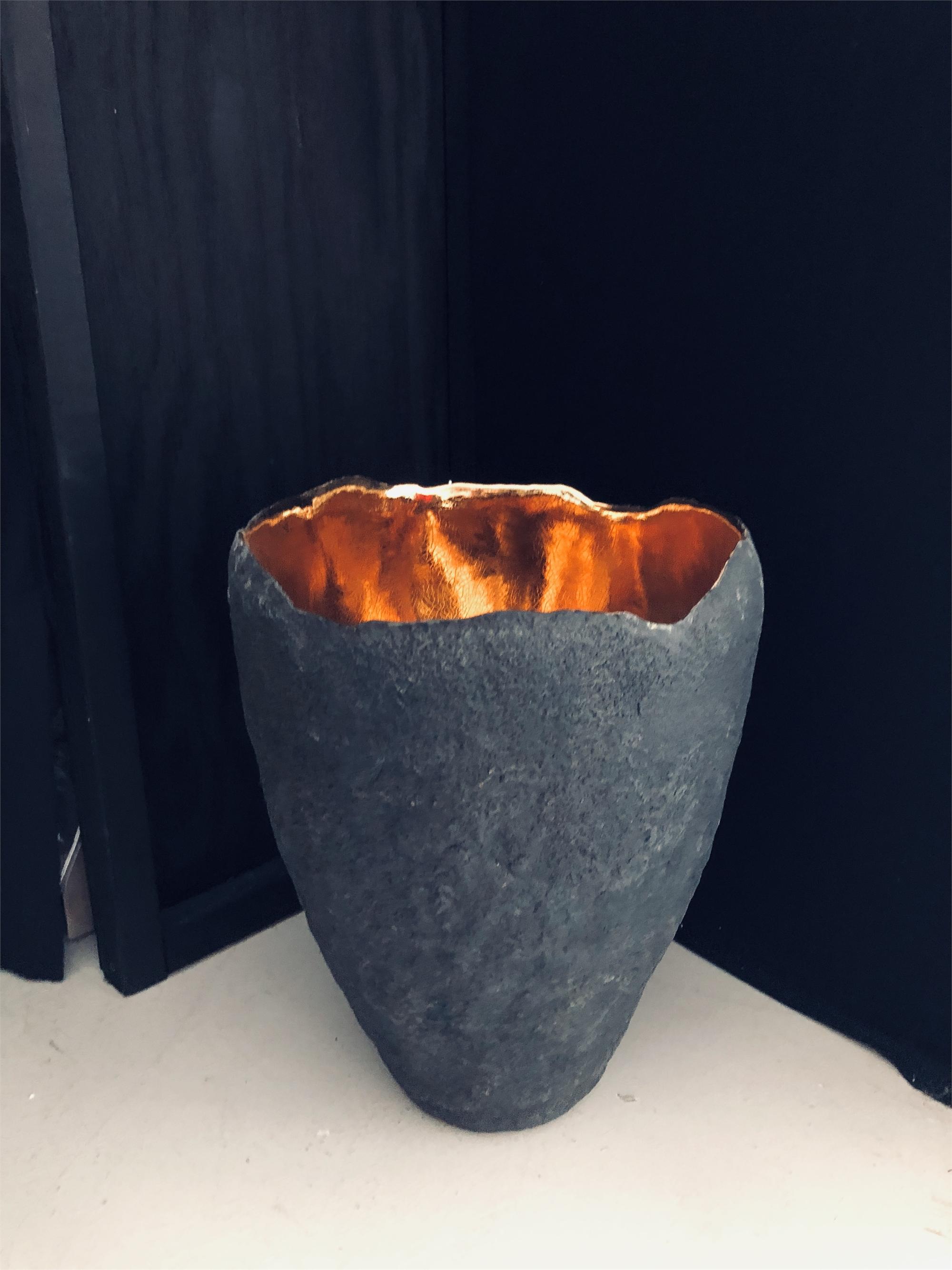 Tall ceramic by Cristina Salusti