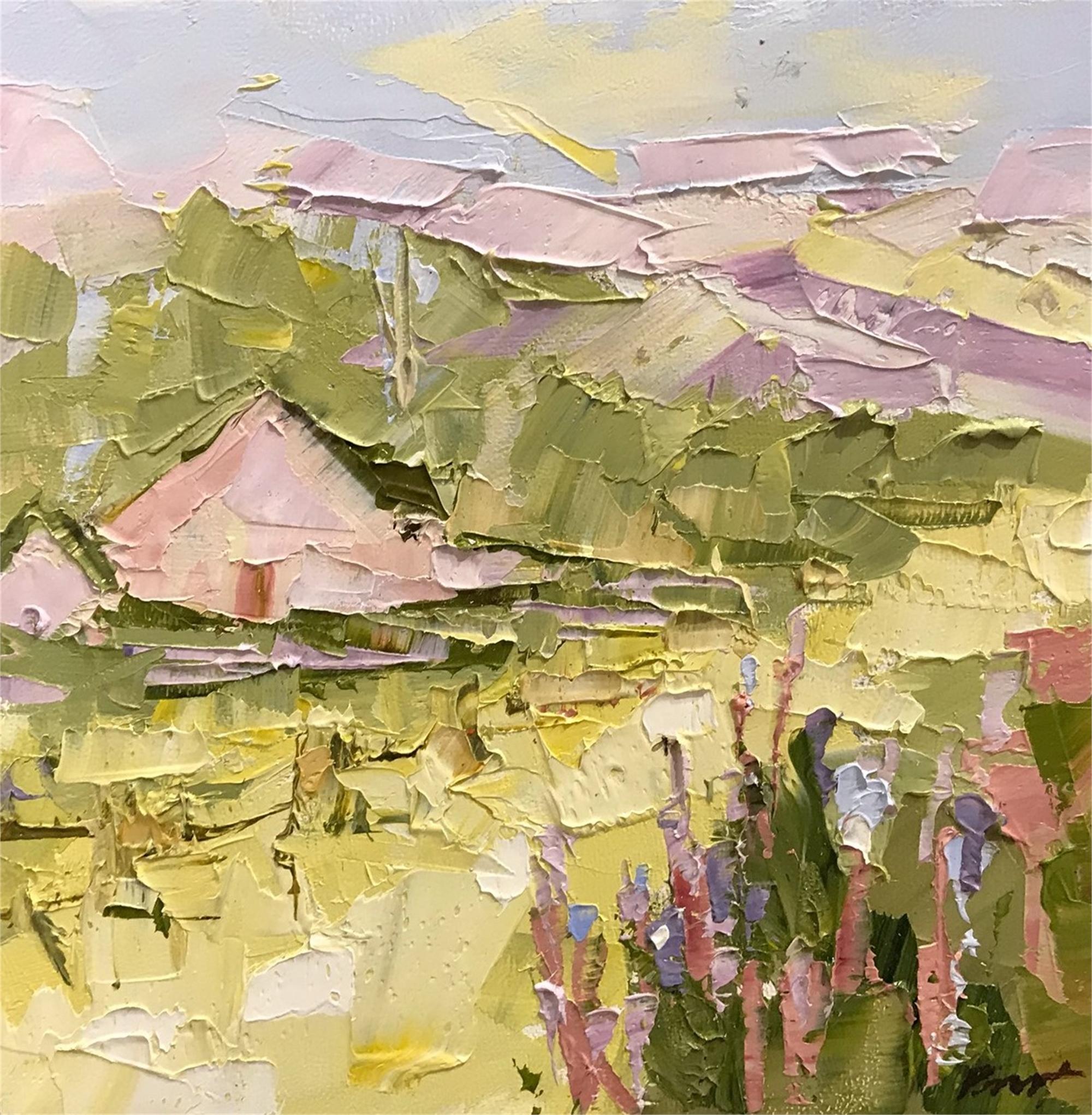 Summer Flowers by Sandra Pratt