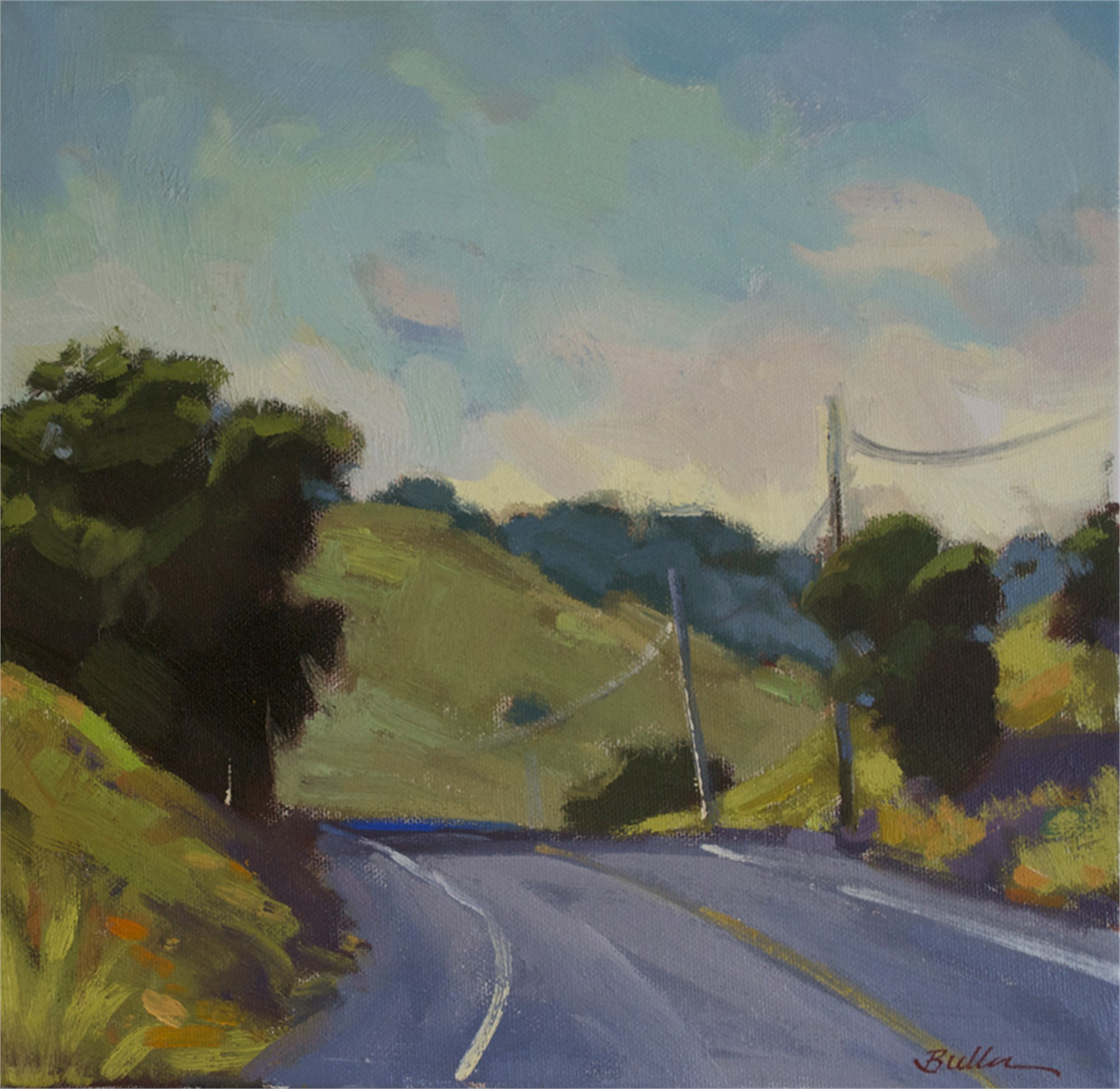 Road Home by Samantha Buller