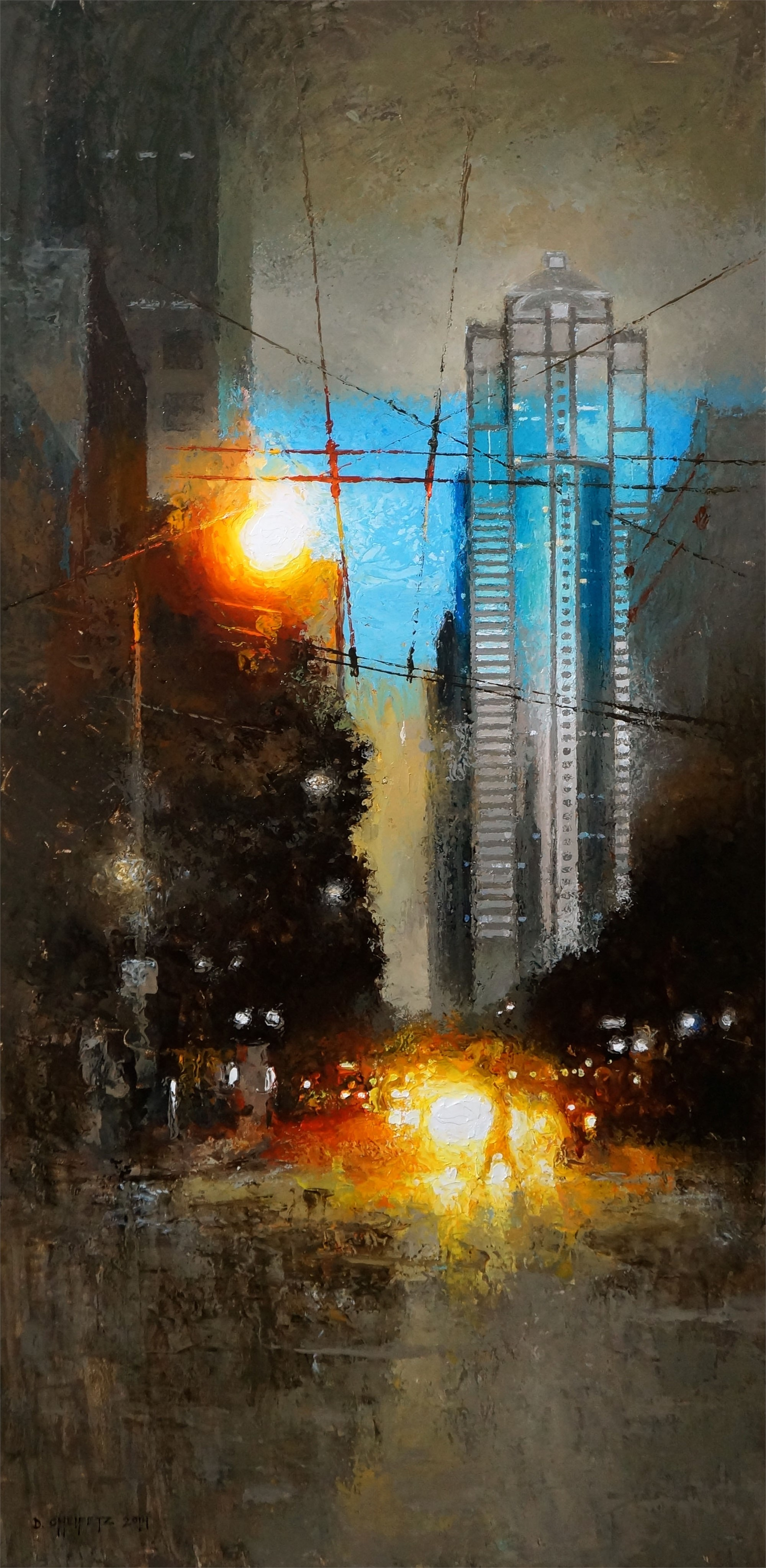 Sparks on Third by David Cheifetz