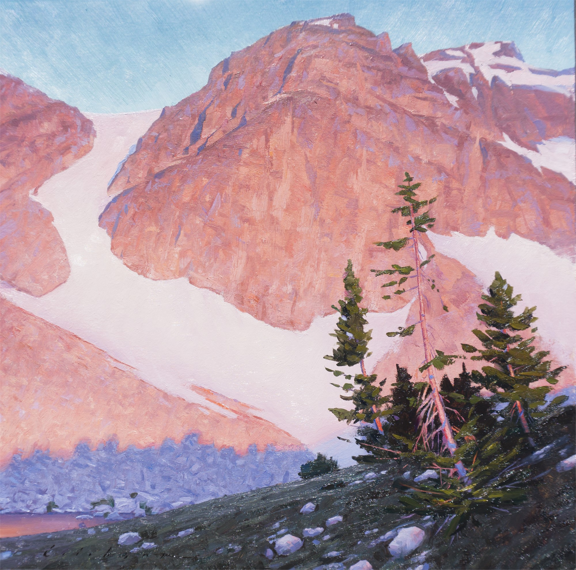 Paintbrush Divide by Cody Erickson