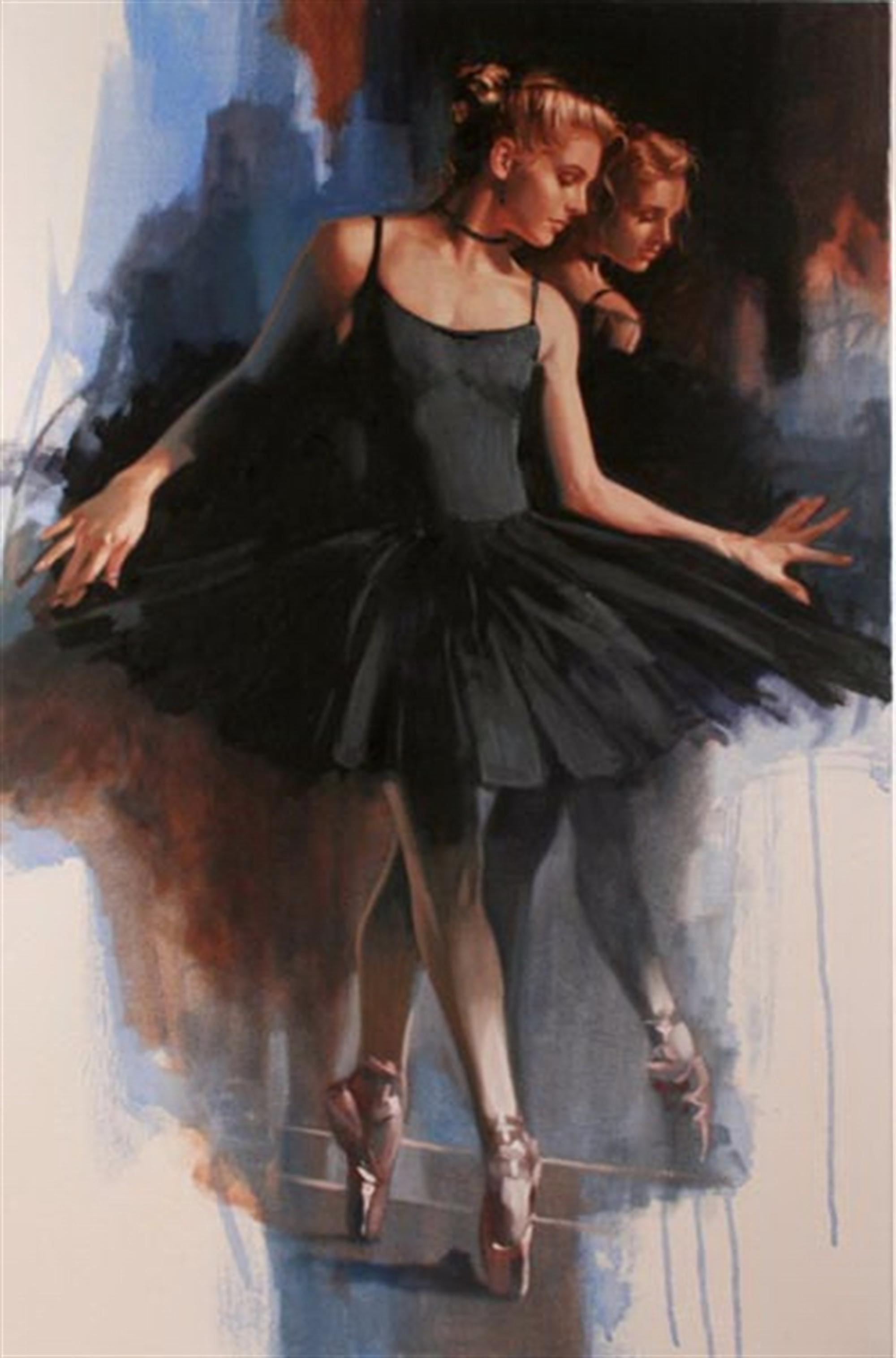 Duo Noir by Richard Johnson