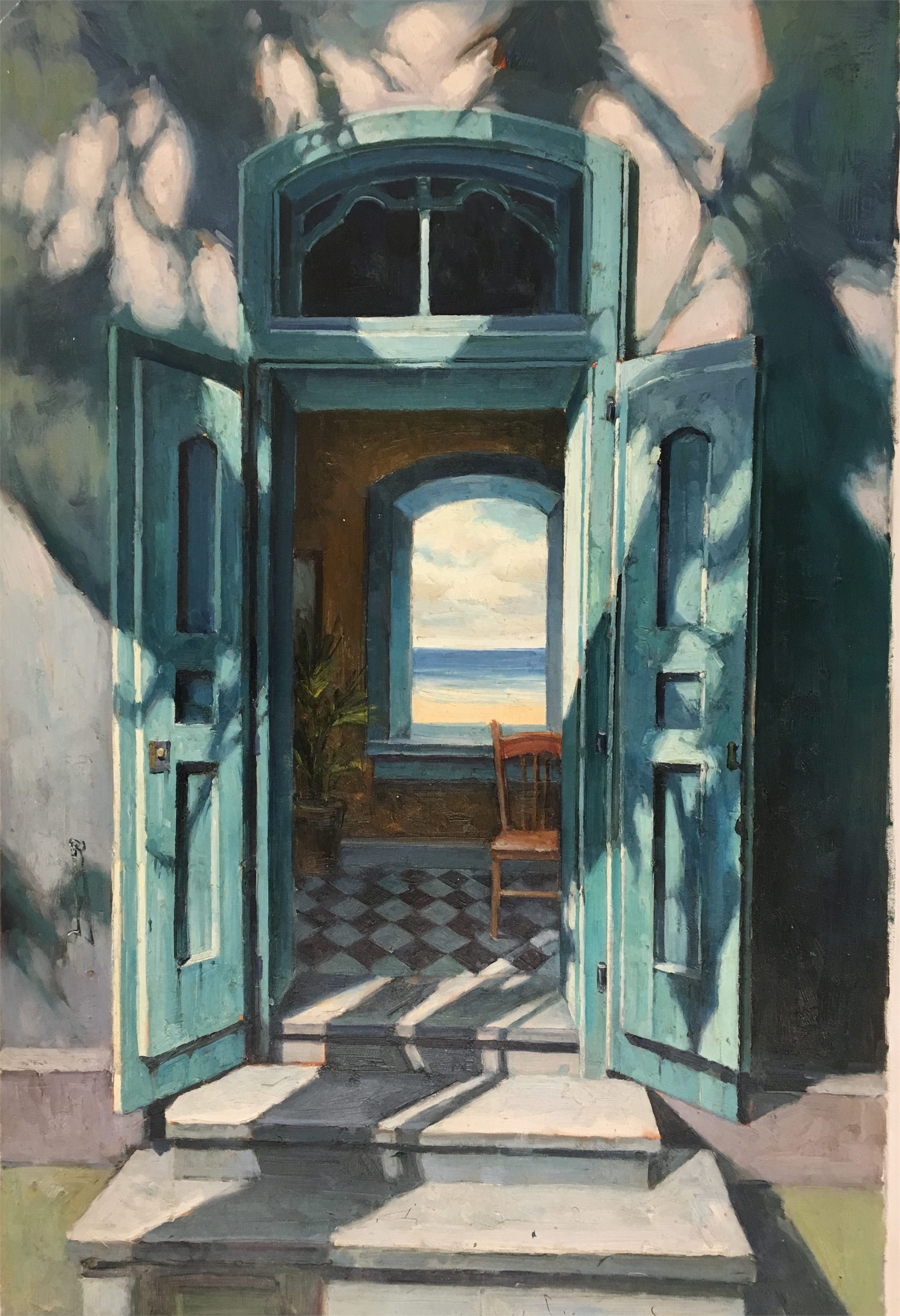 SHADOWS ON THE DOORSTEP by VARIOUS WORKS