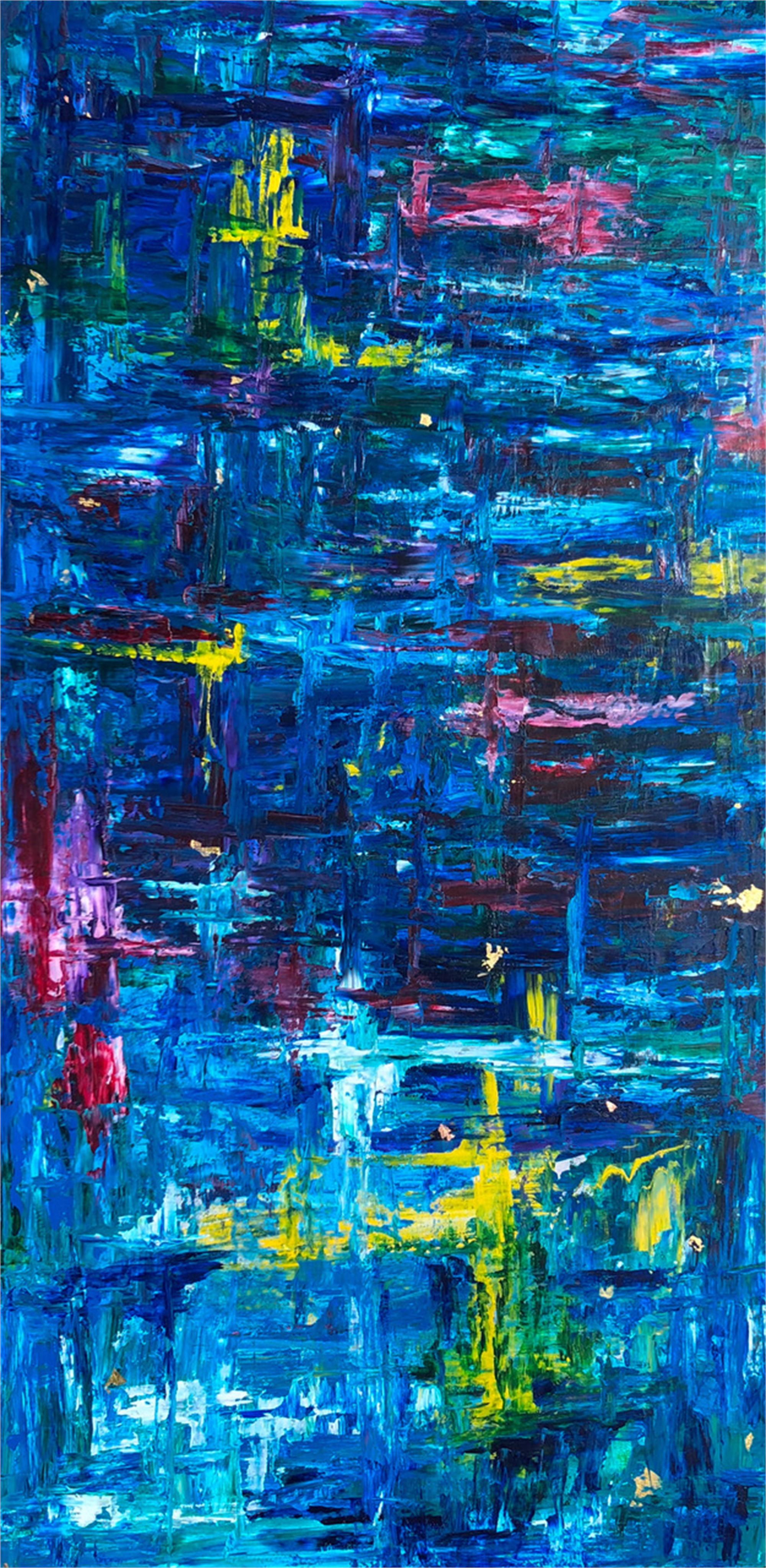 Midnight on Bleeker Street by Andrea Kreeger