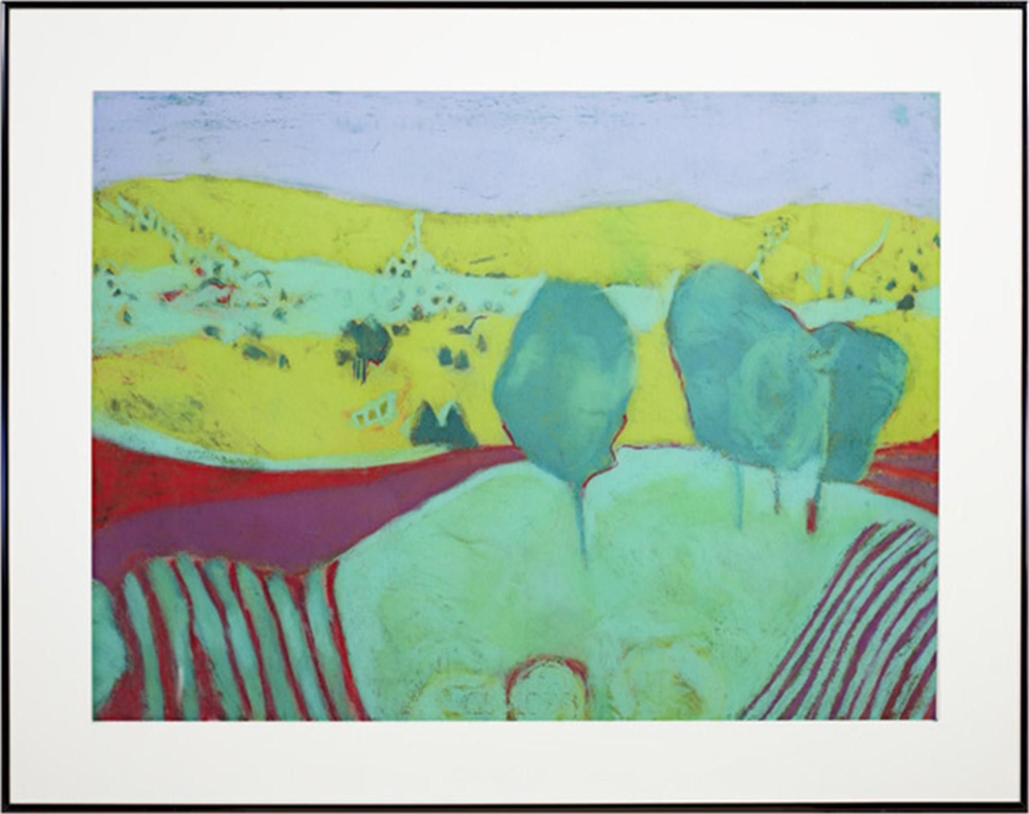 Landscape Green by Sue Bartfield