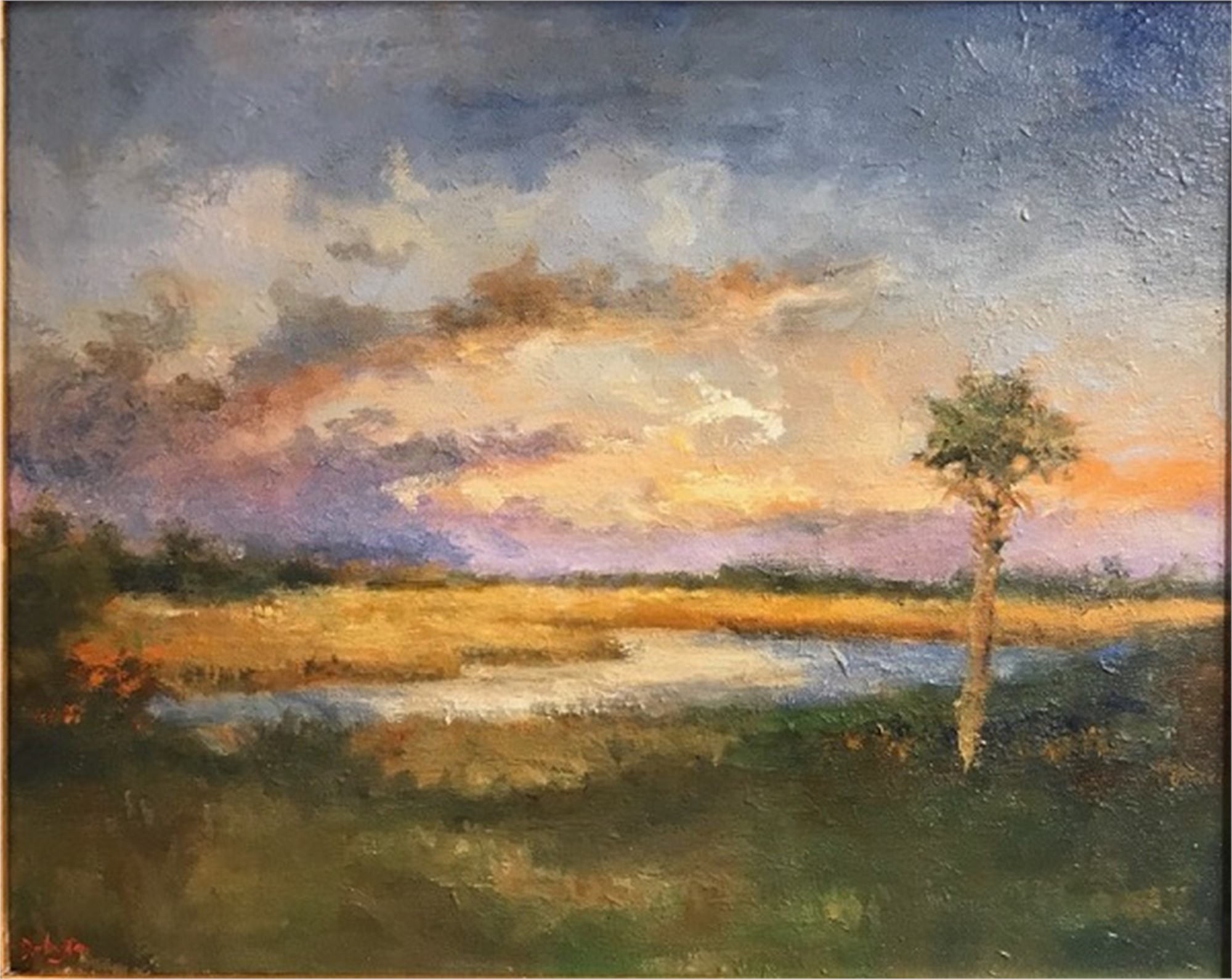 Lone Sentinel by Jim Darlington