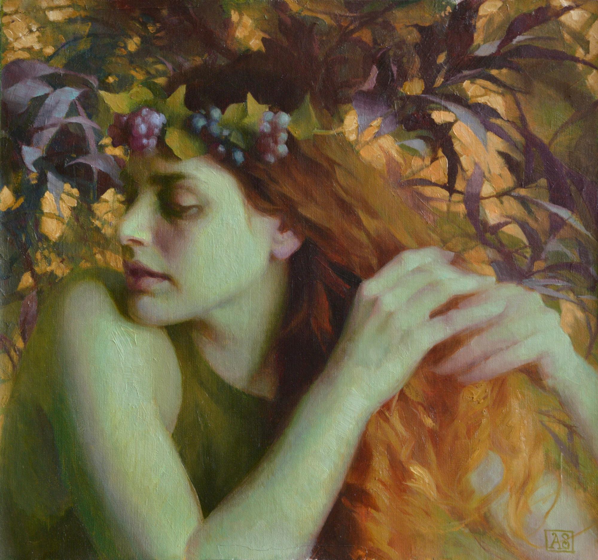 Bacchante II by Adrienne Stein