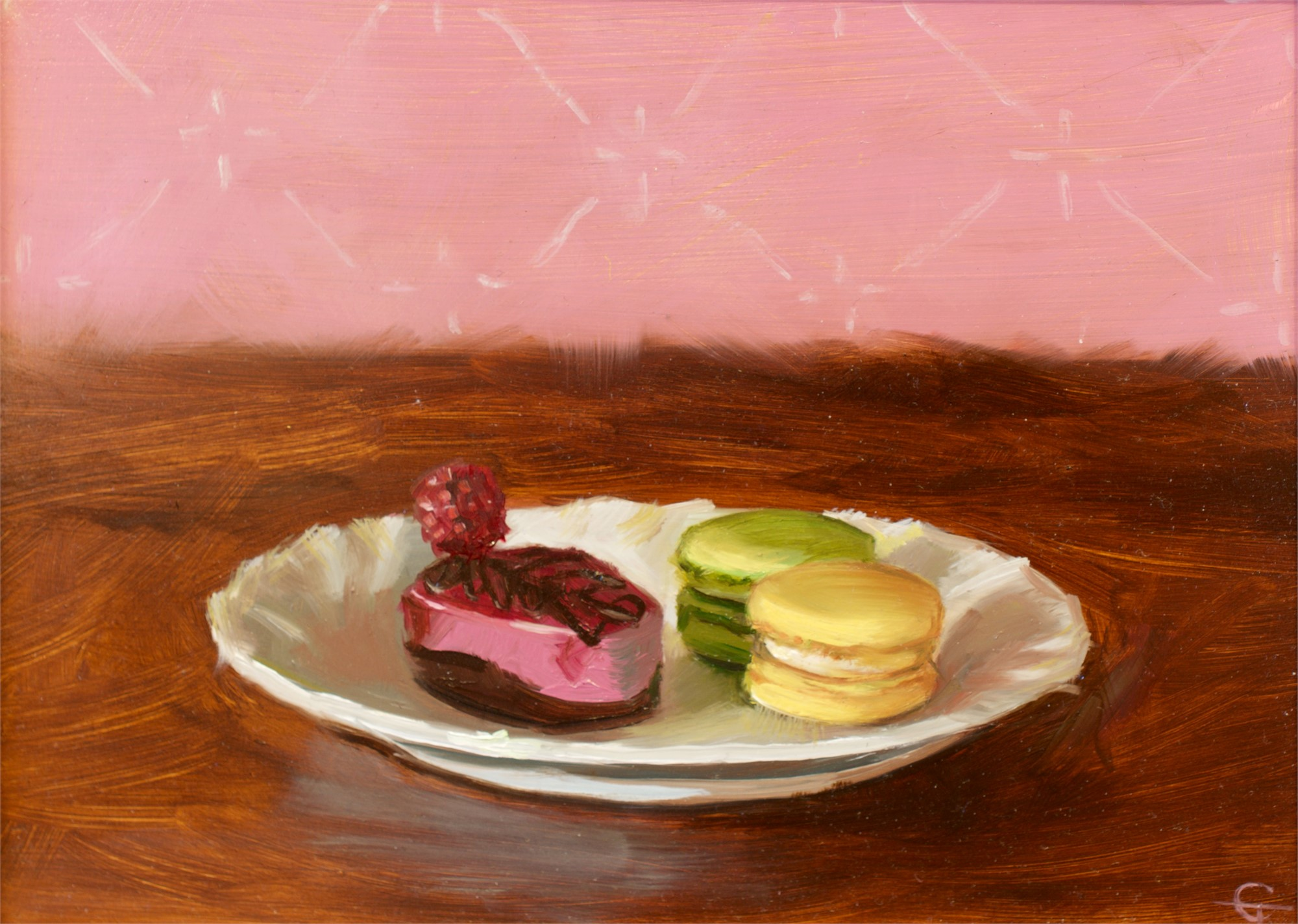Pink Deliciousness by Cecilia Thorell