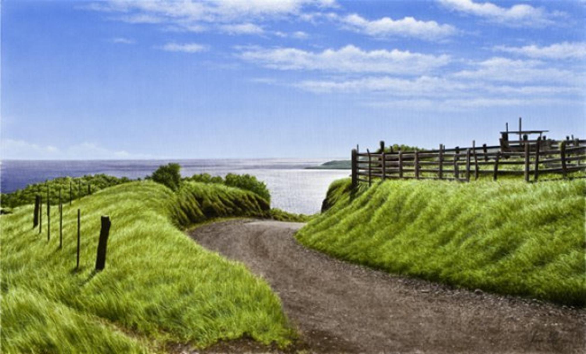 Road to Hana by Alexander Volkov
