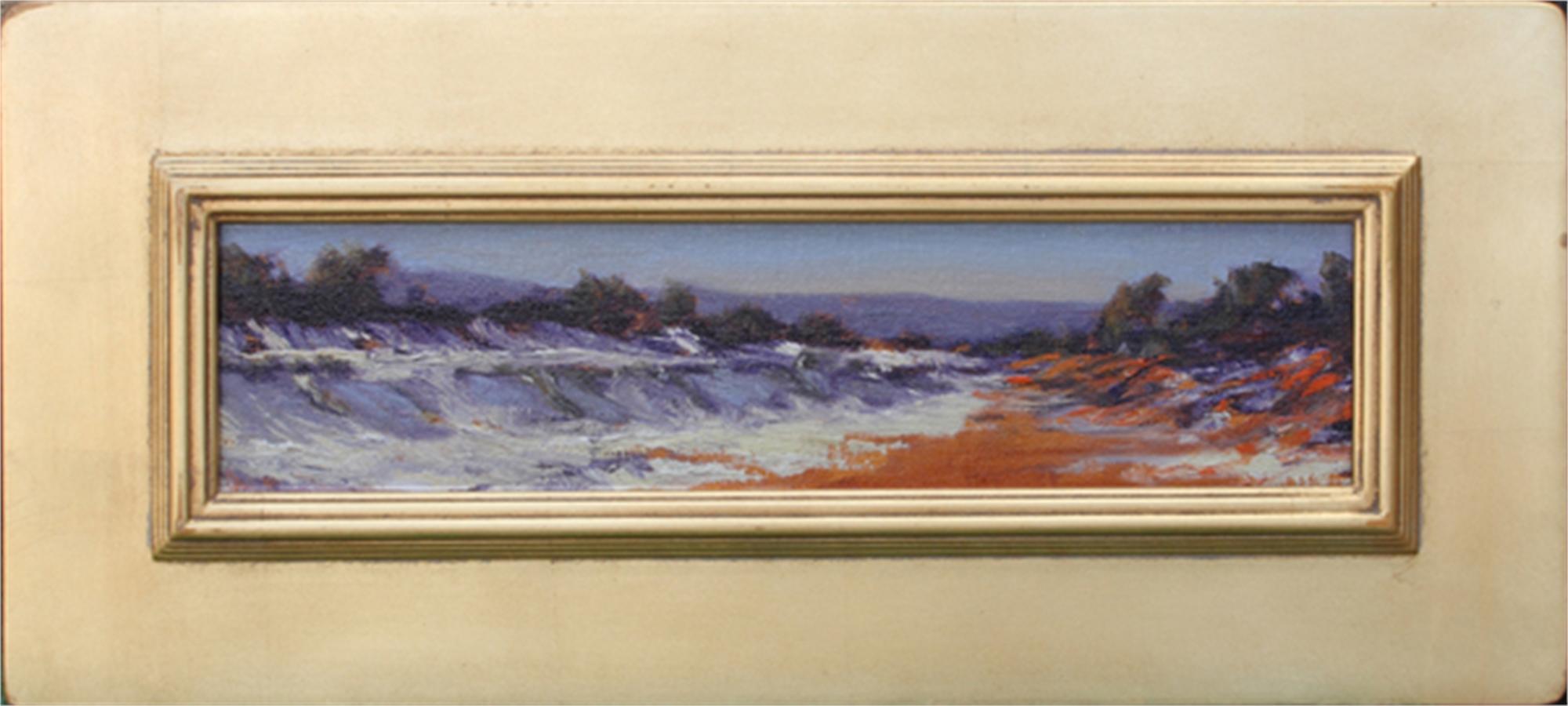 Winter Arroyo by William Berra