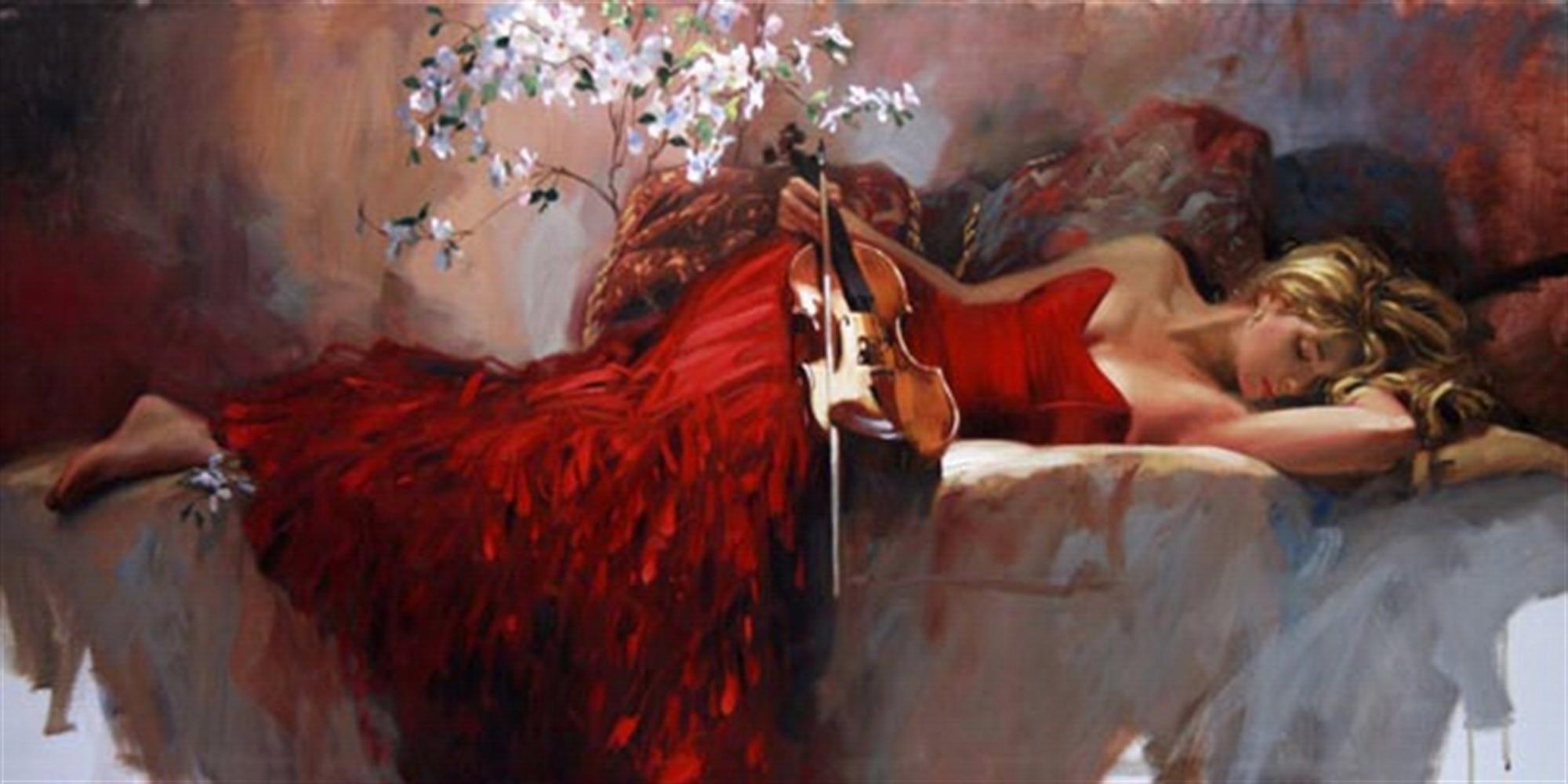 Twilight Muse by Richard Johnson