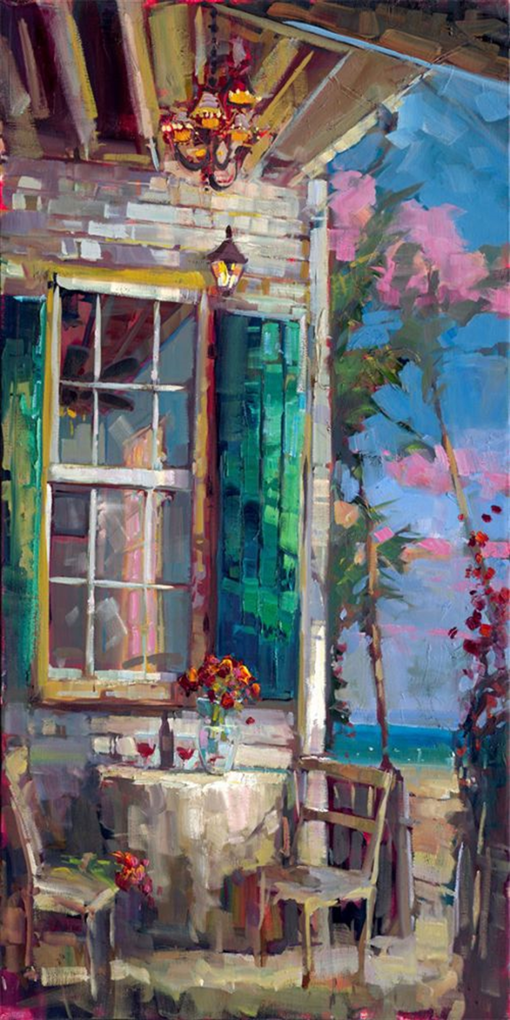 Dreaming of the Tropics by Steven Quartly