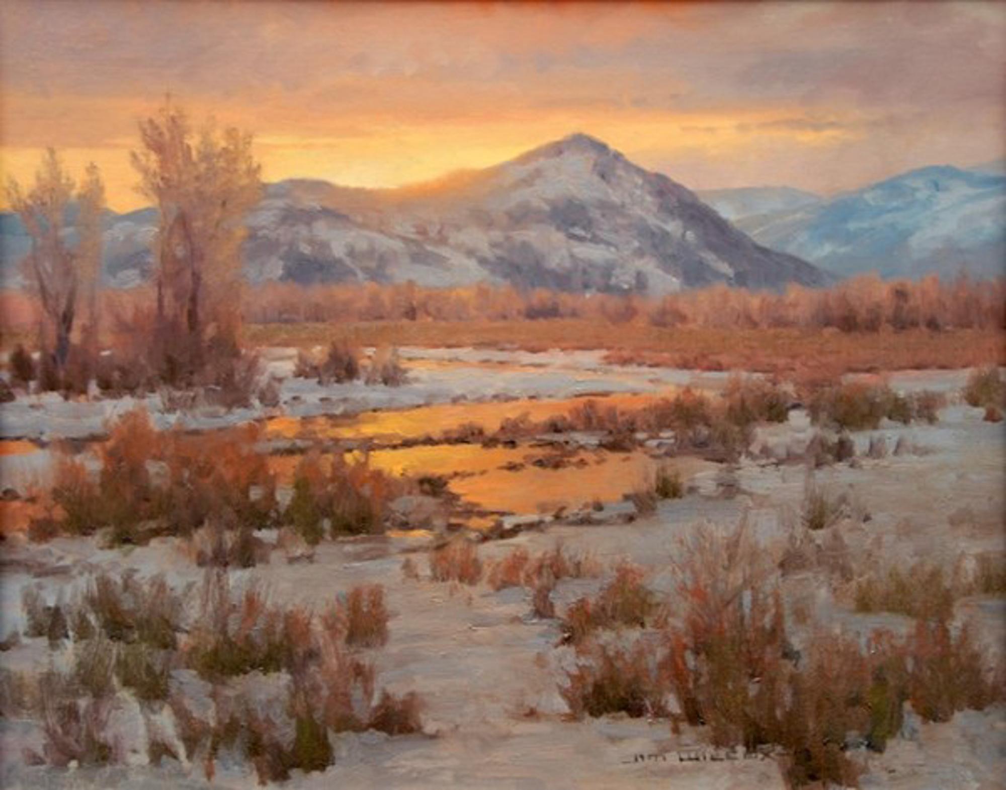One Last Wink by Jim Wilcox