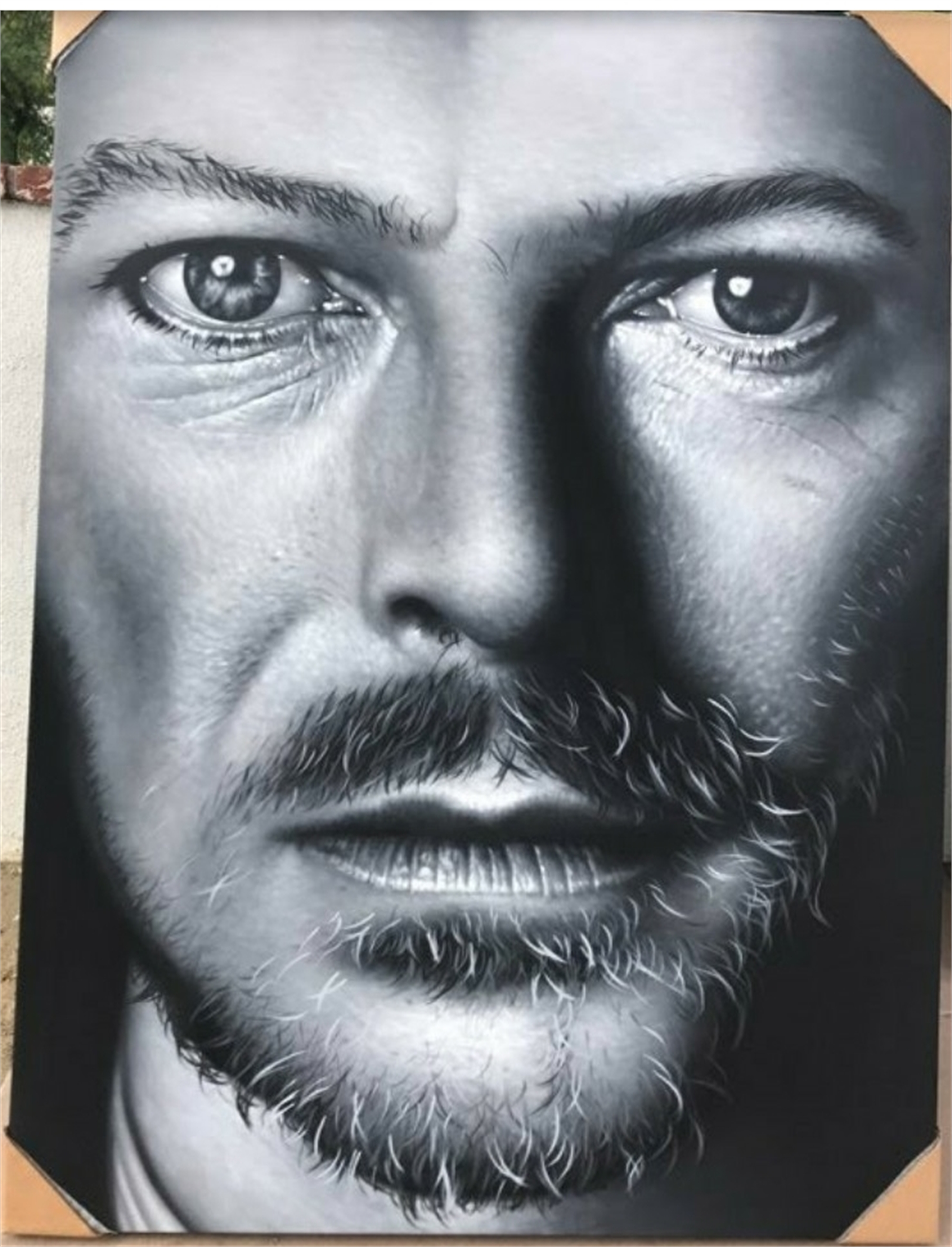 """""""Celebrity Series"""" David Bowie by Ismed Rizal"""
