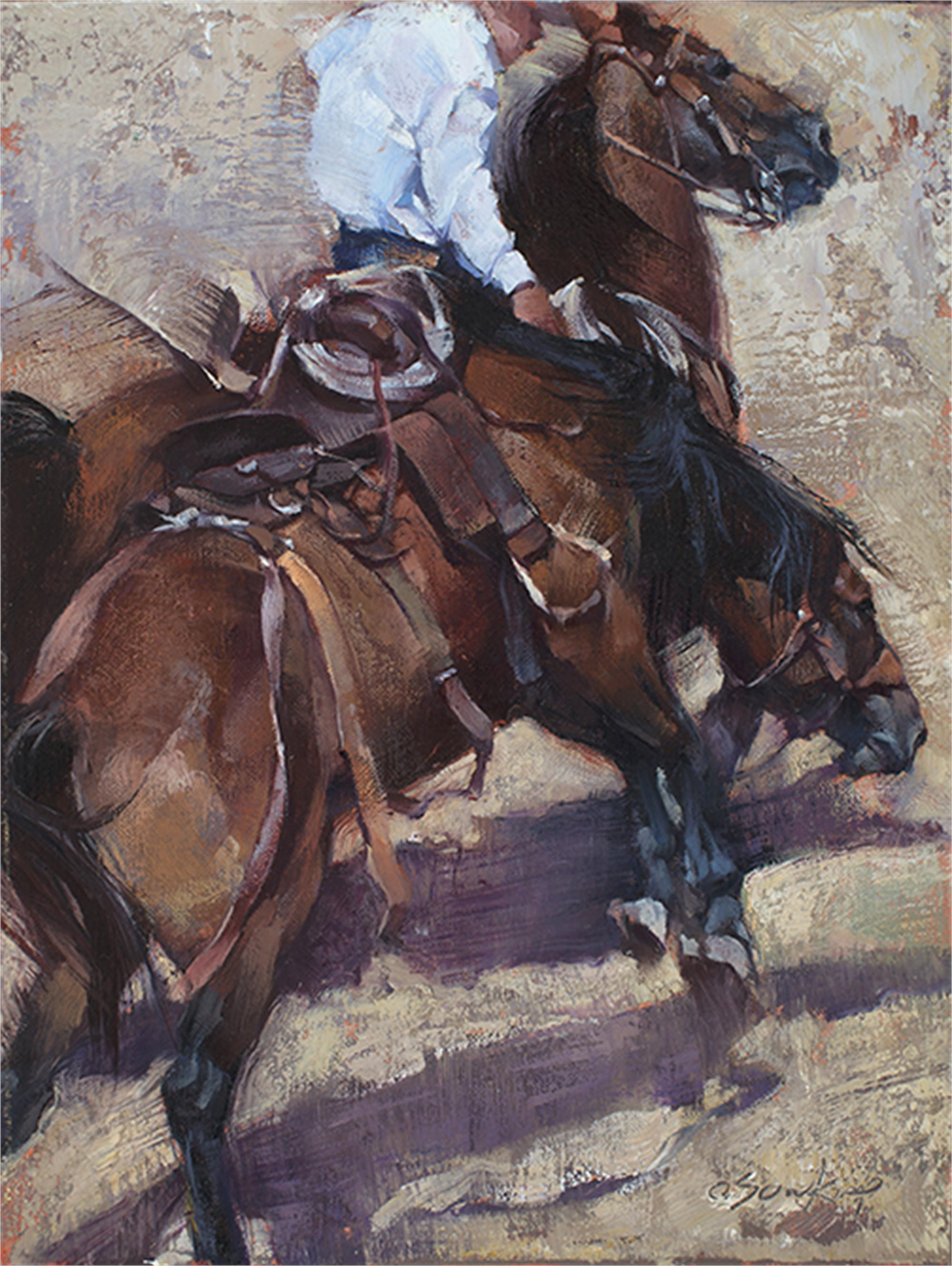 Bucking Bay (Fairgrounds Bronco 1) by Jill Soukup