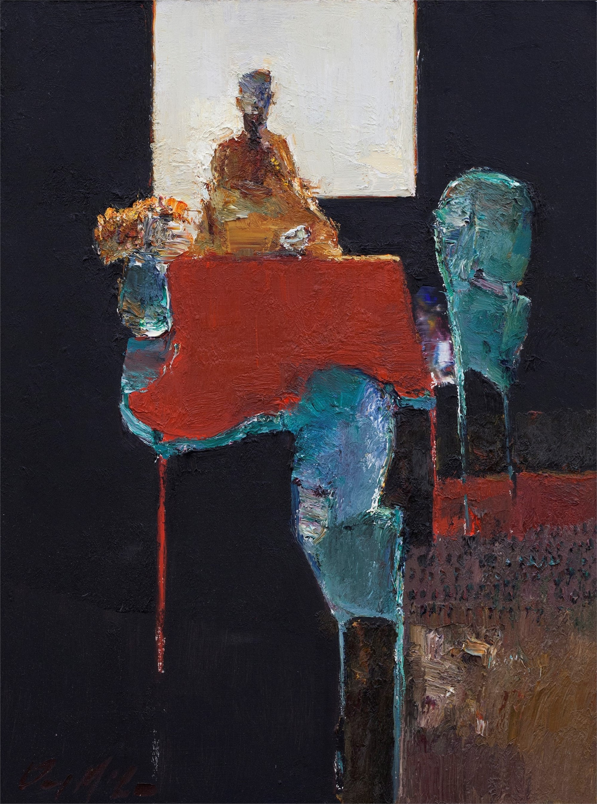 Abstract Figure by Danny McCaw