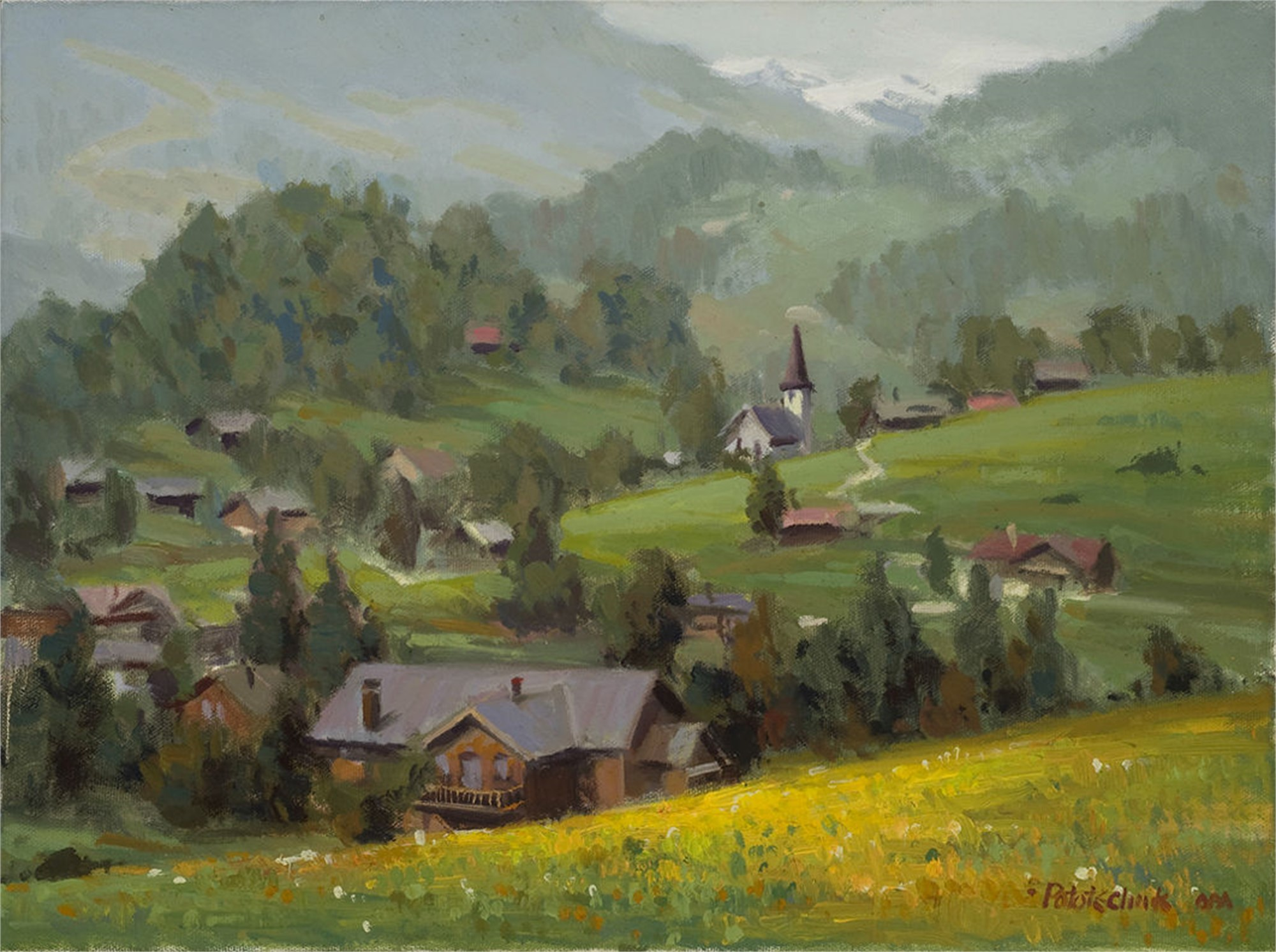The Hills are Alive by John Pototschnik