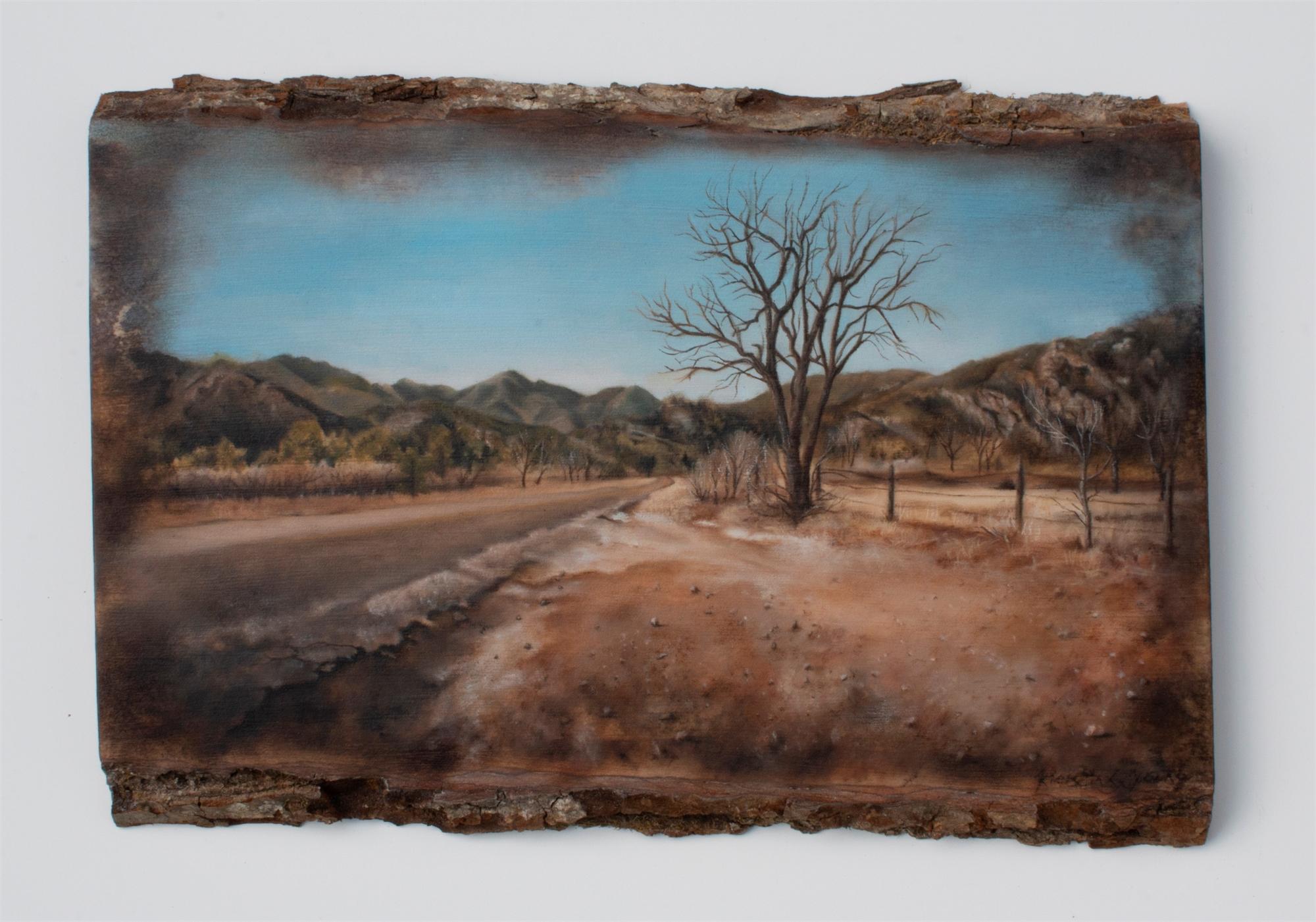 Rock Creek, Canyon Road by Kierstin Young