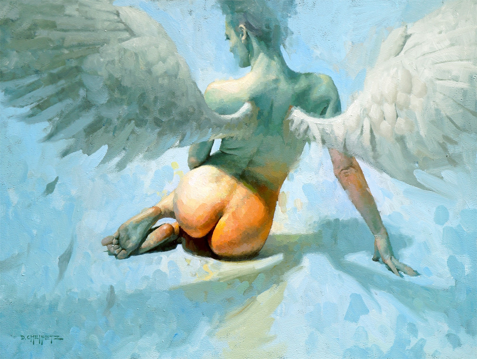 Seraph by David Cheifetz