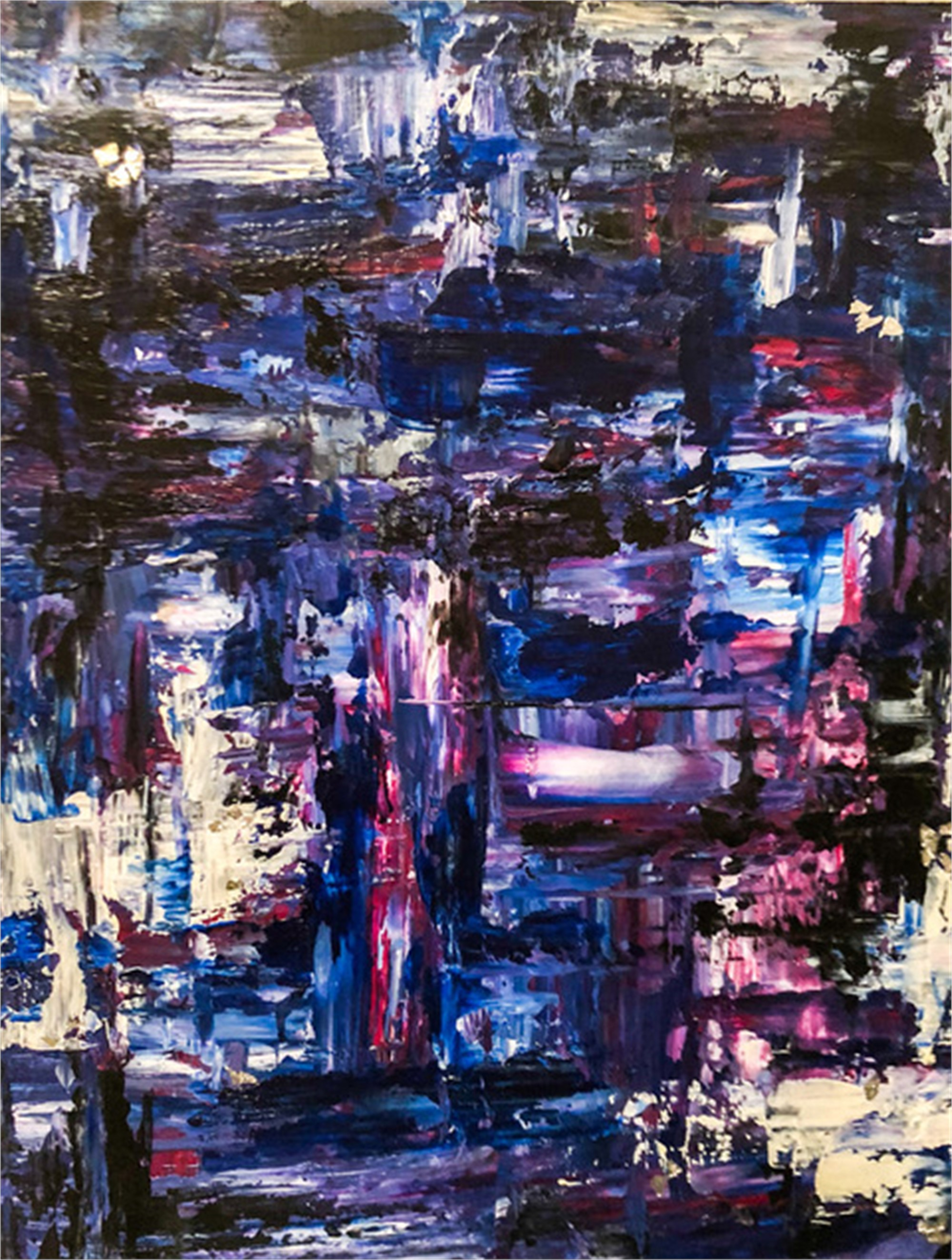 Purple Rain by Andrea Kreeger