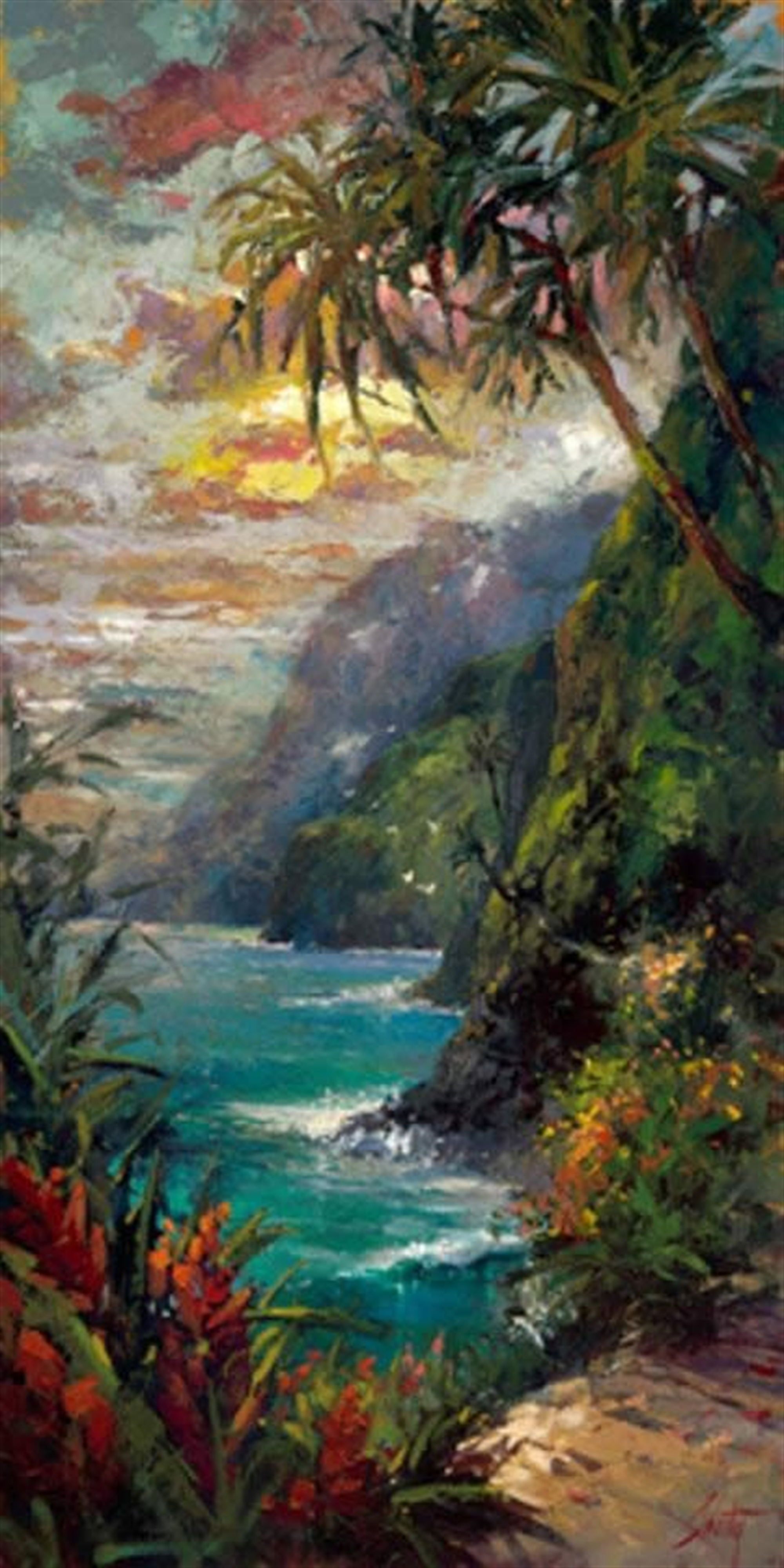 Escape to Paradise by Steven Quartly