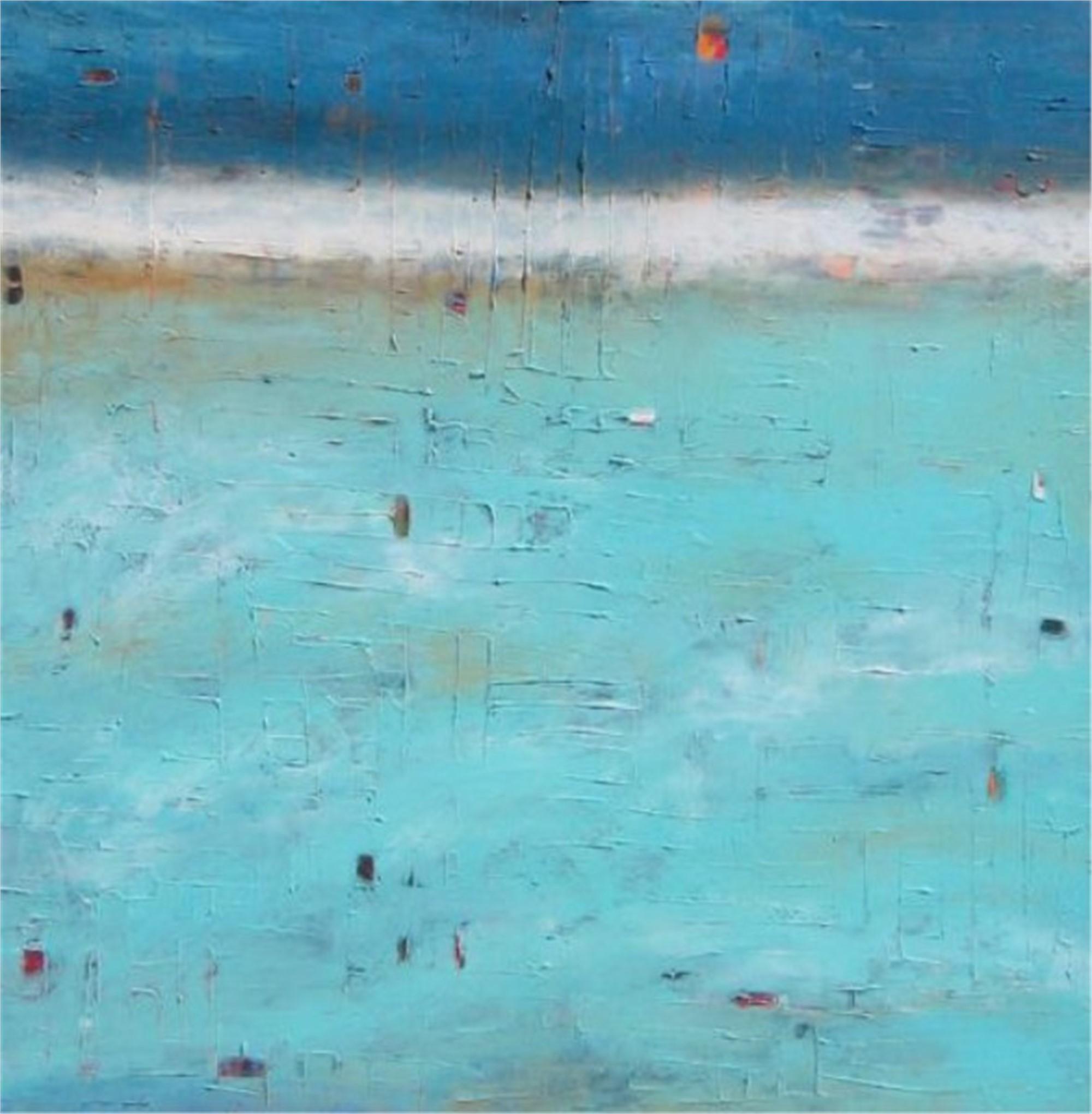 Summer Sea by Alfie Fernandes