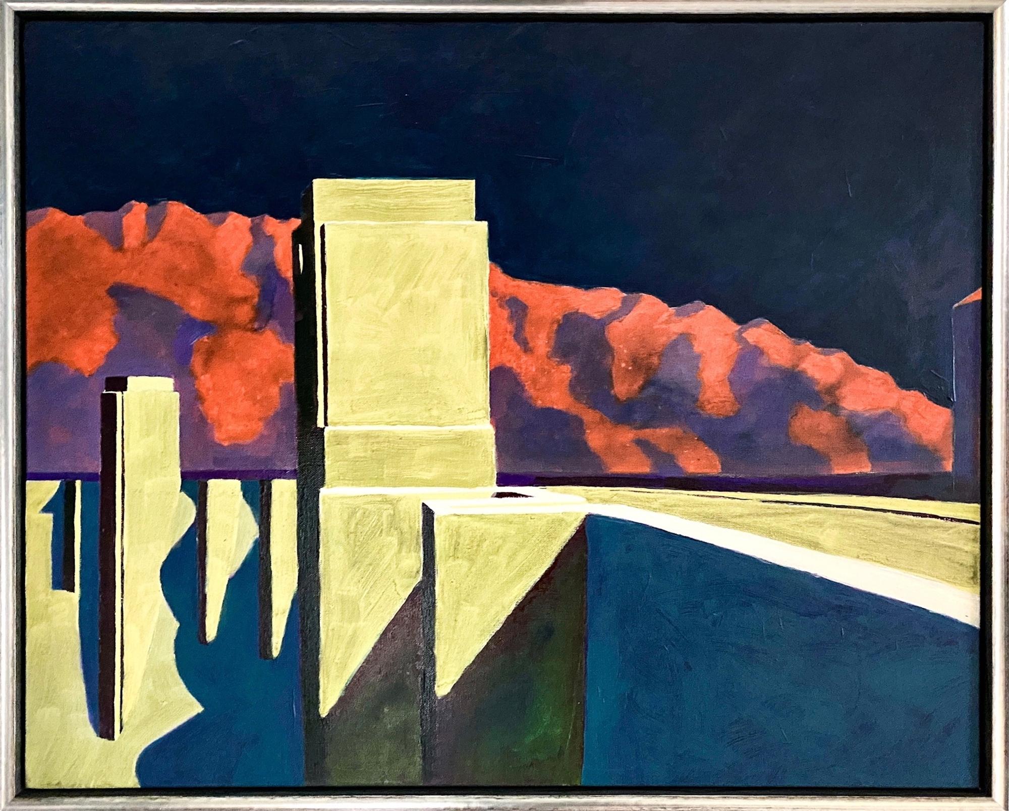 Hoover Nocturne by Christopher Turner
