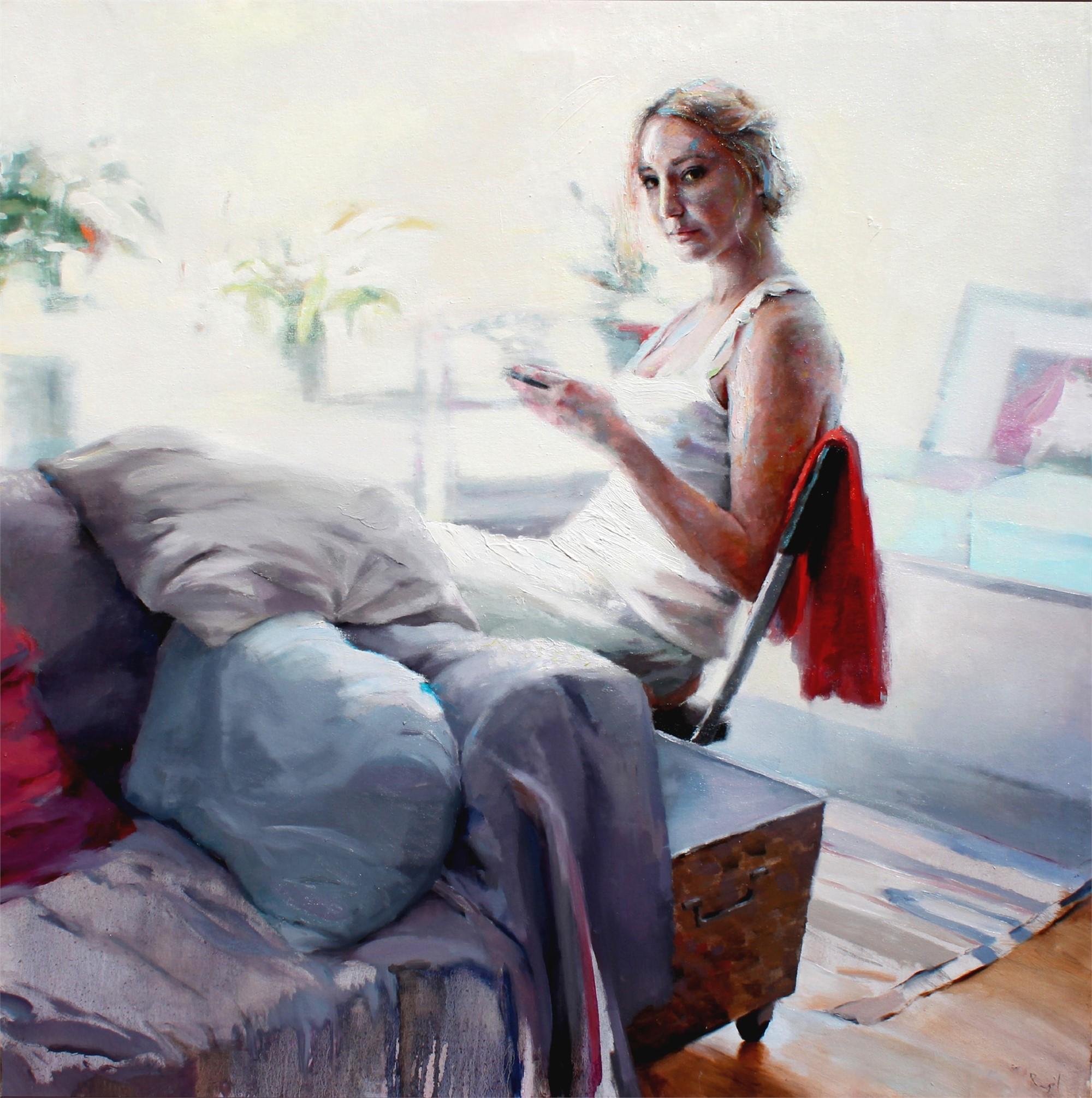 Tamara and Her Serene Sadness by Susana Ragel
