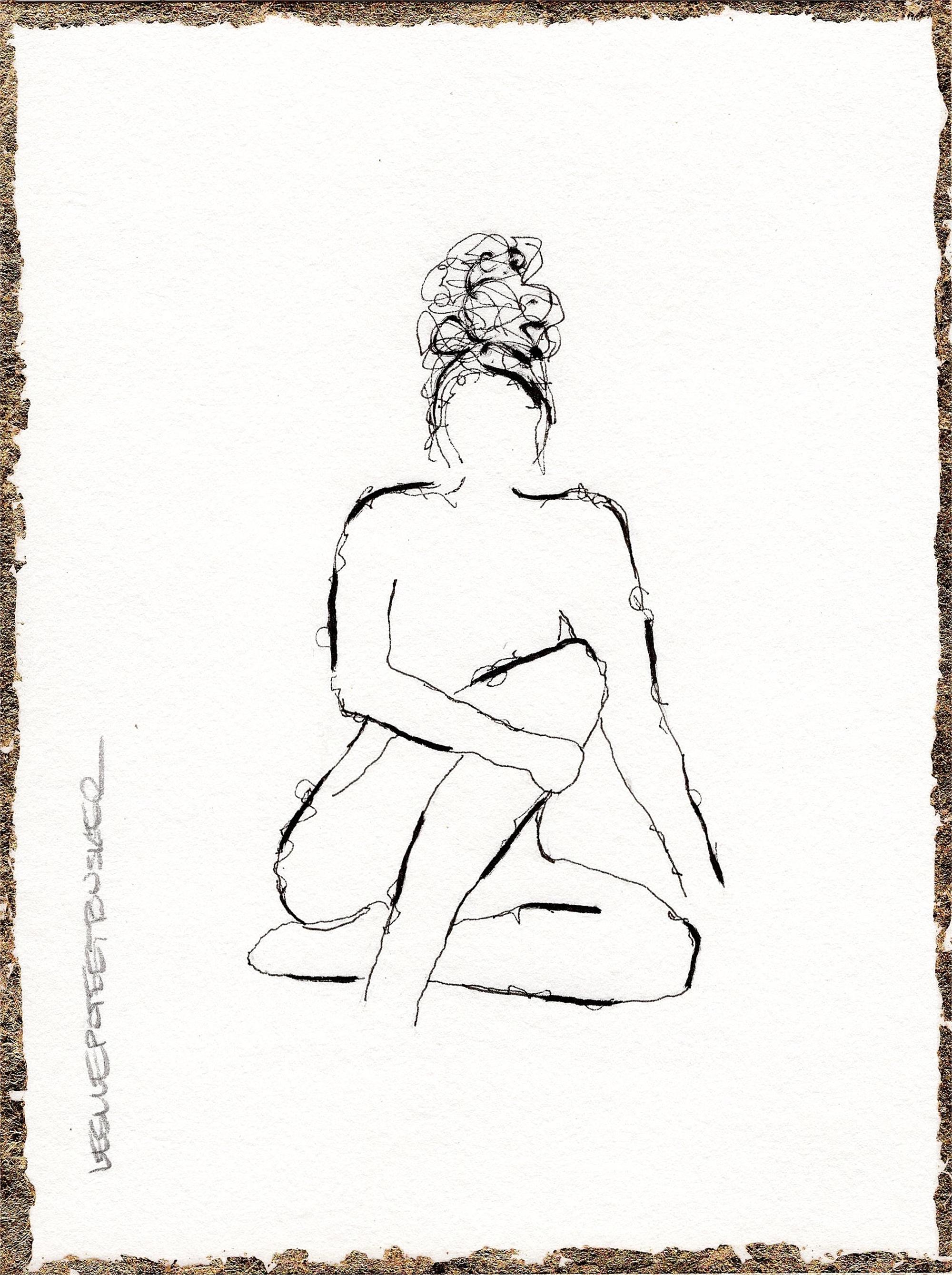 Figure No. 135 by Leslie Poteet Busker