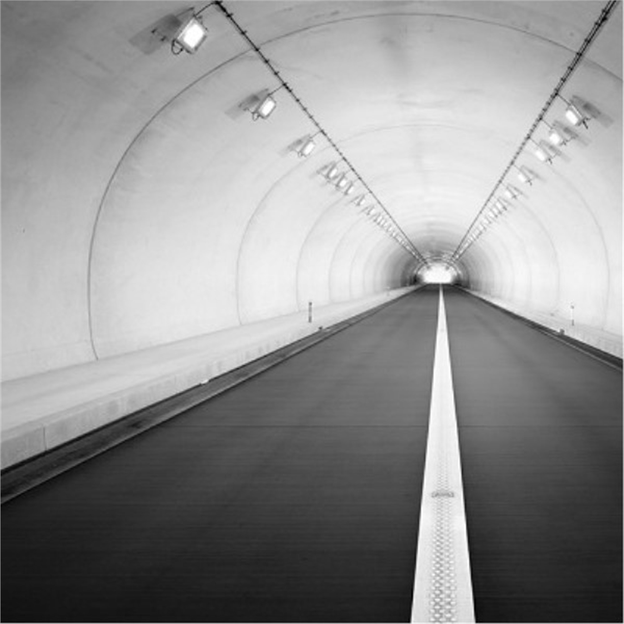 Beppu Tunnel by Michael Levin