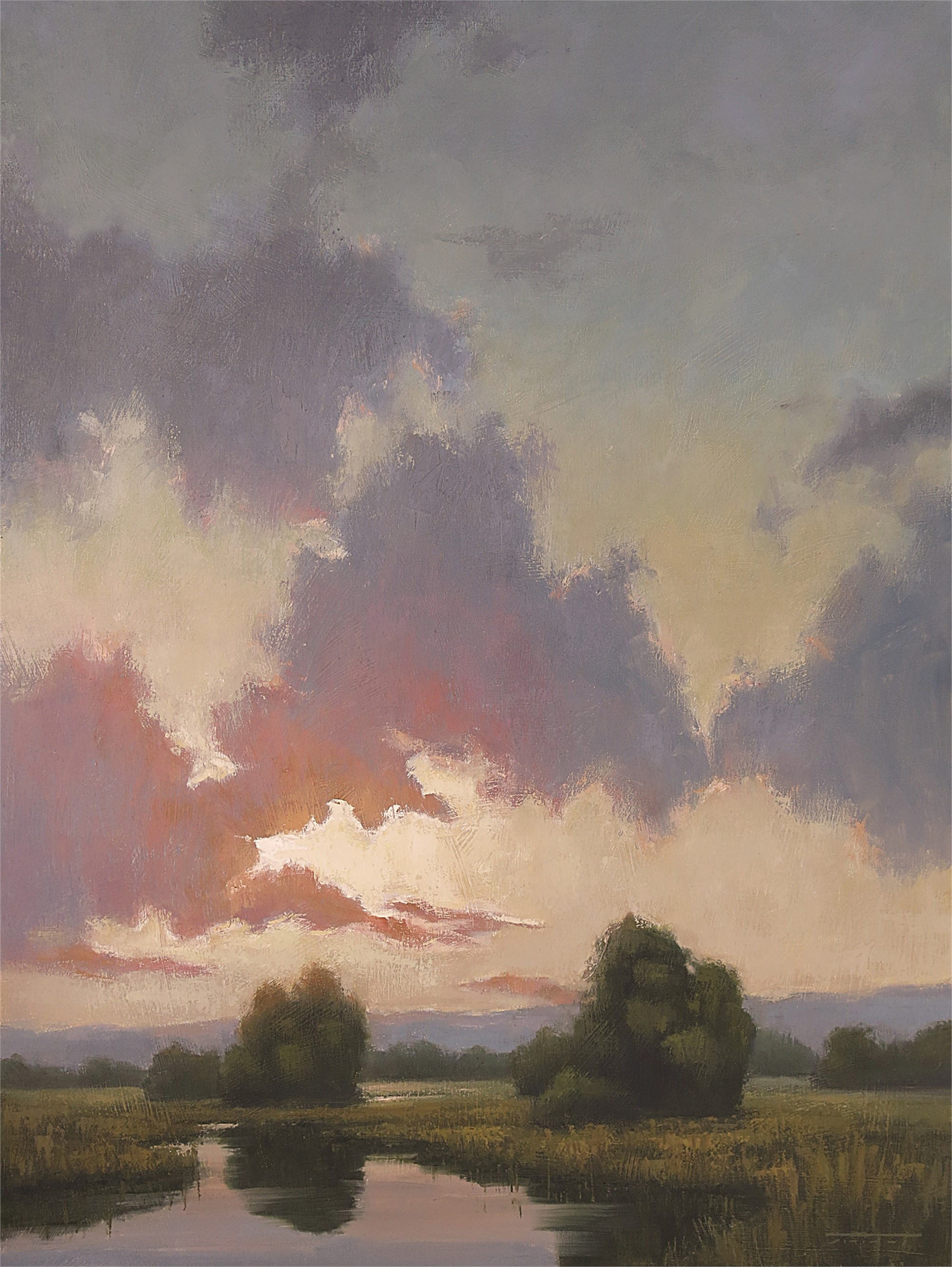 Looking West by Jane Hunt