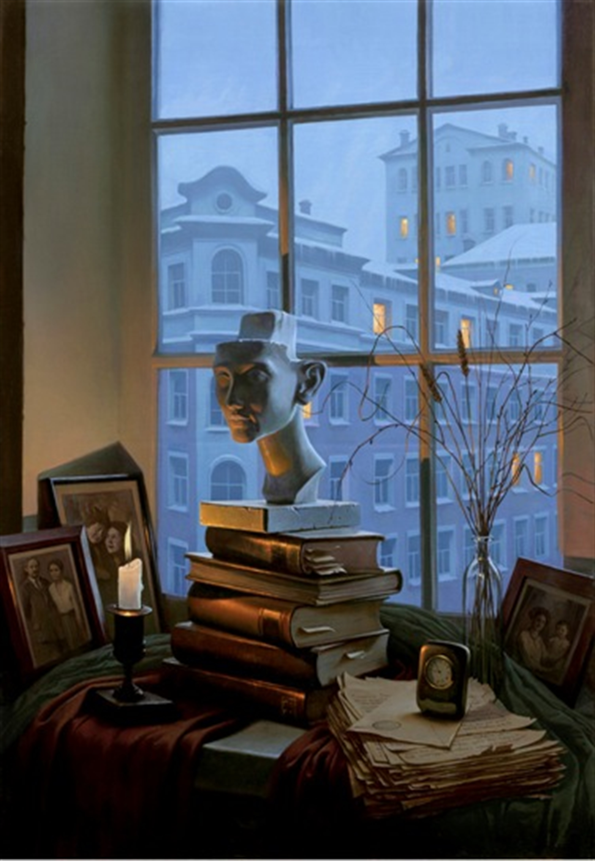 A Room With a View by Alexei Butirskiy