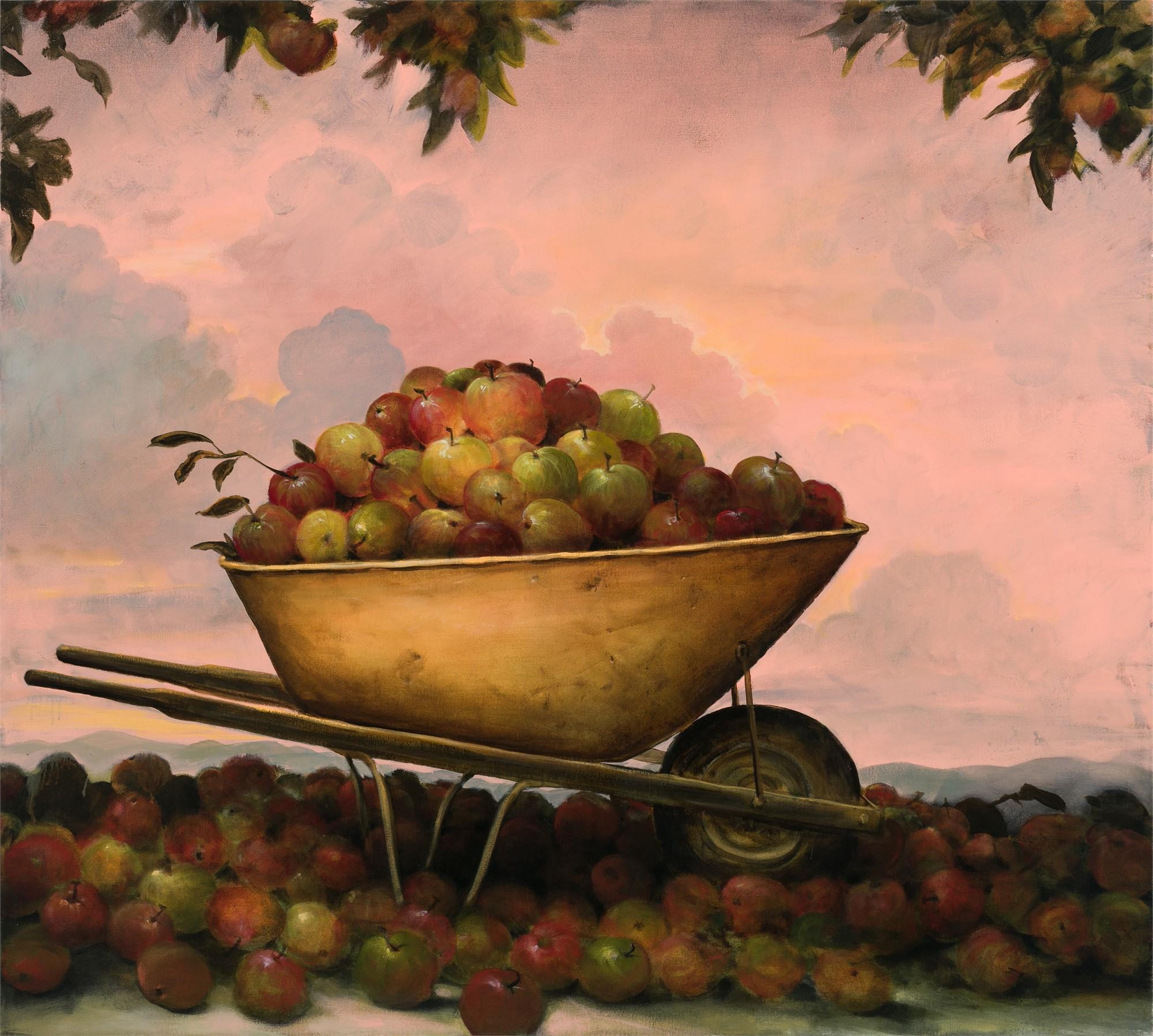 Apples I've Eaten by Kevin Sloan