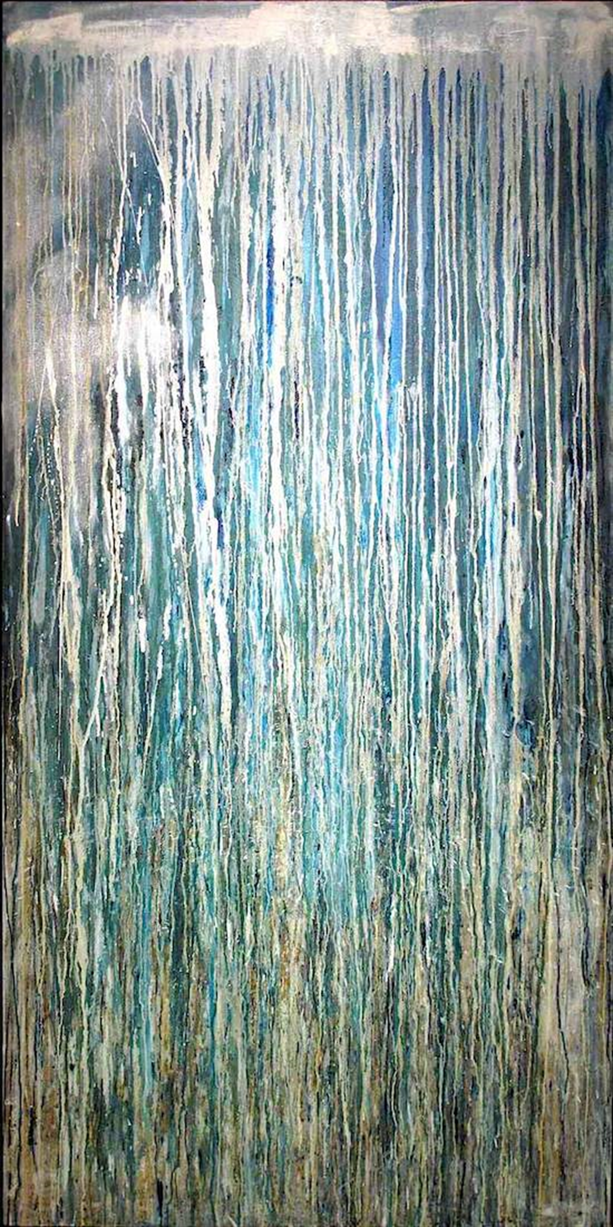 Waterfall by Pat Steir