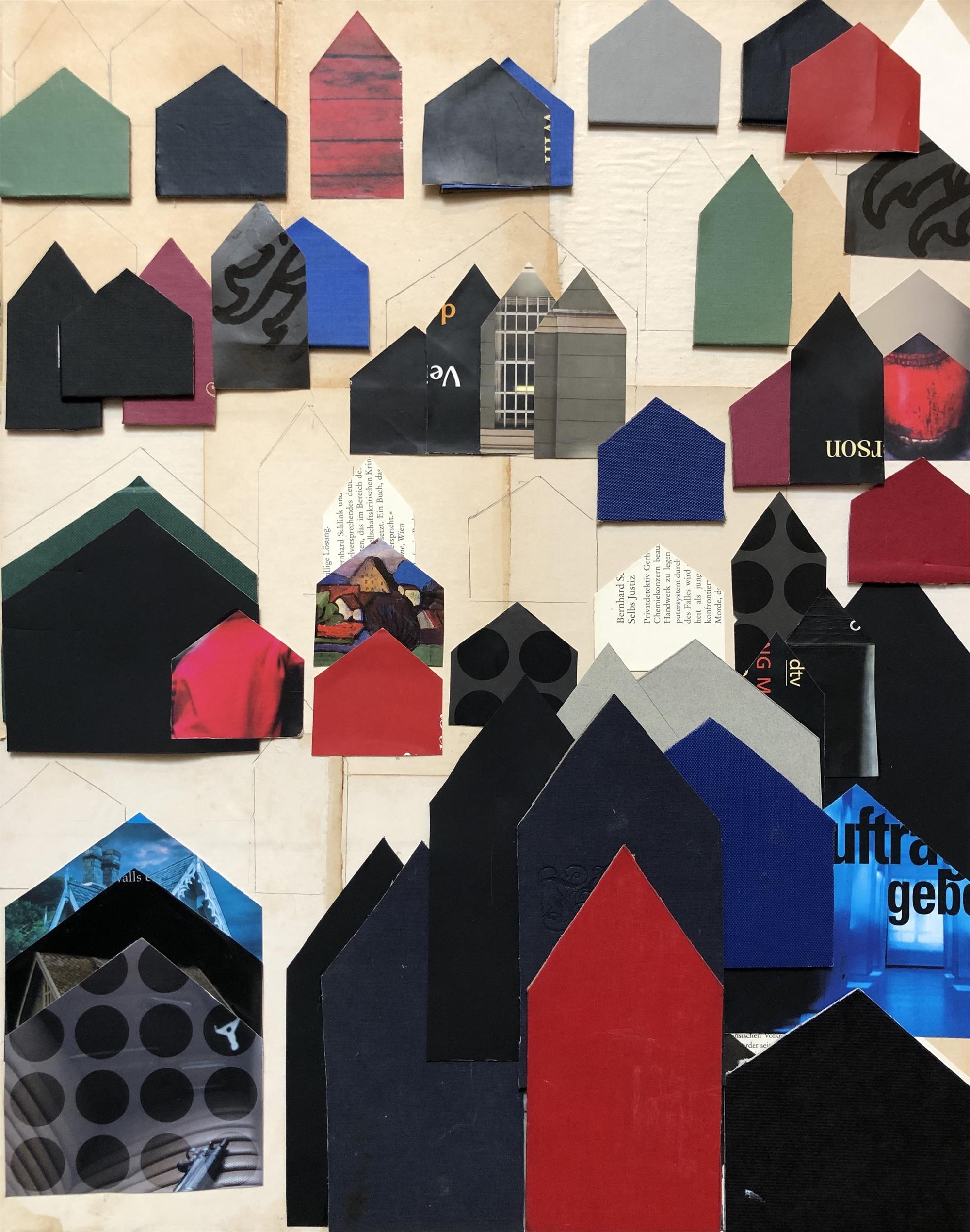 Ein Kleines Dorf by Joseph Hammer