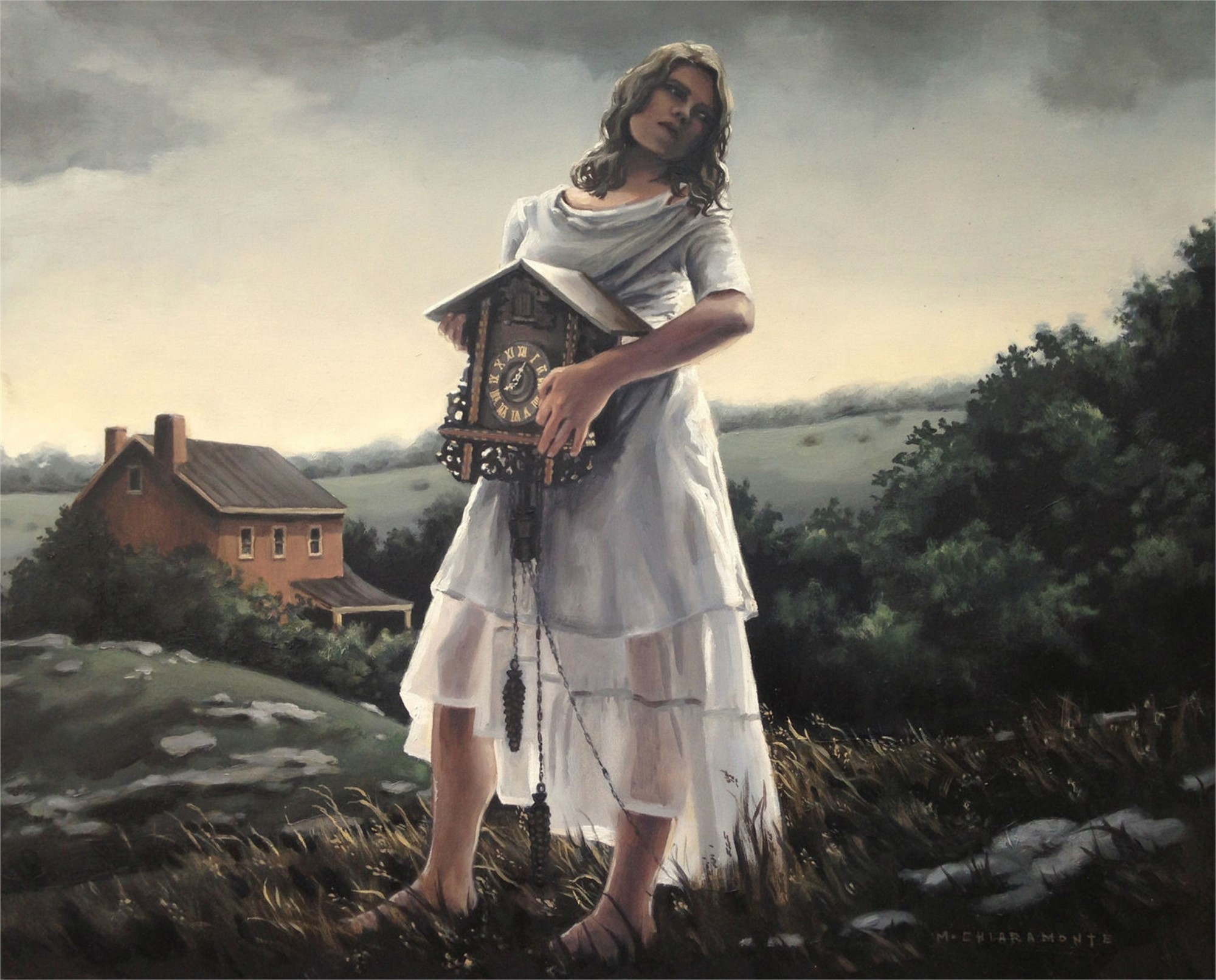 The Offering by Mary Chiaramonte