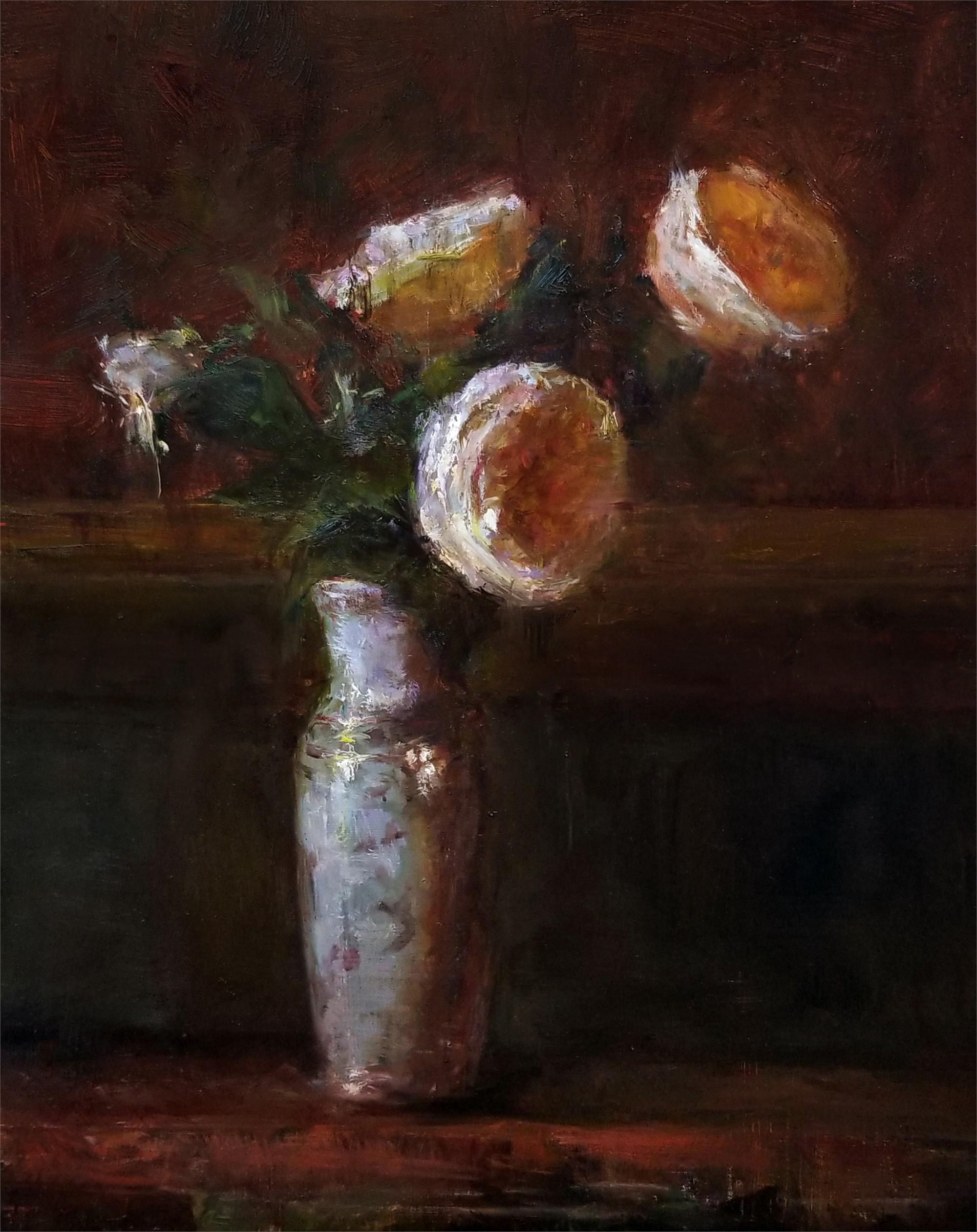 Rose Medallion by Ann Moeller Steverson