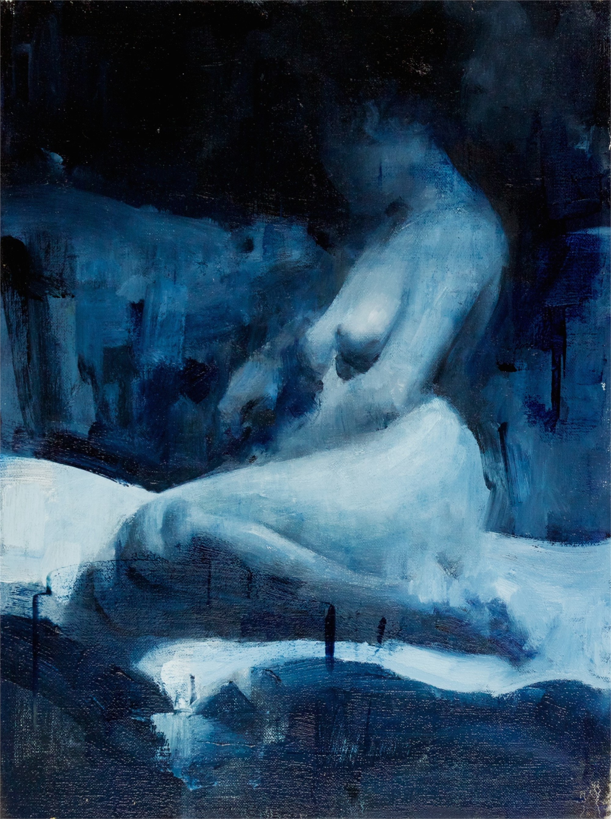 Blues at Midnight by Terry Miura