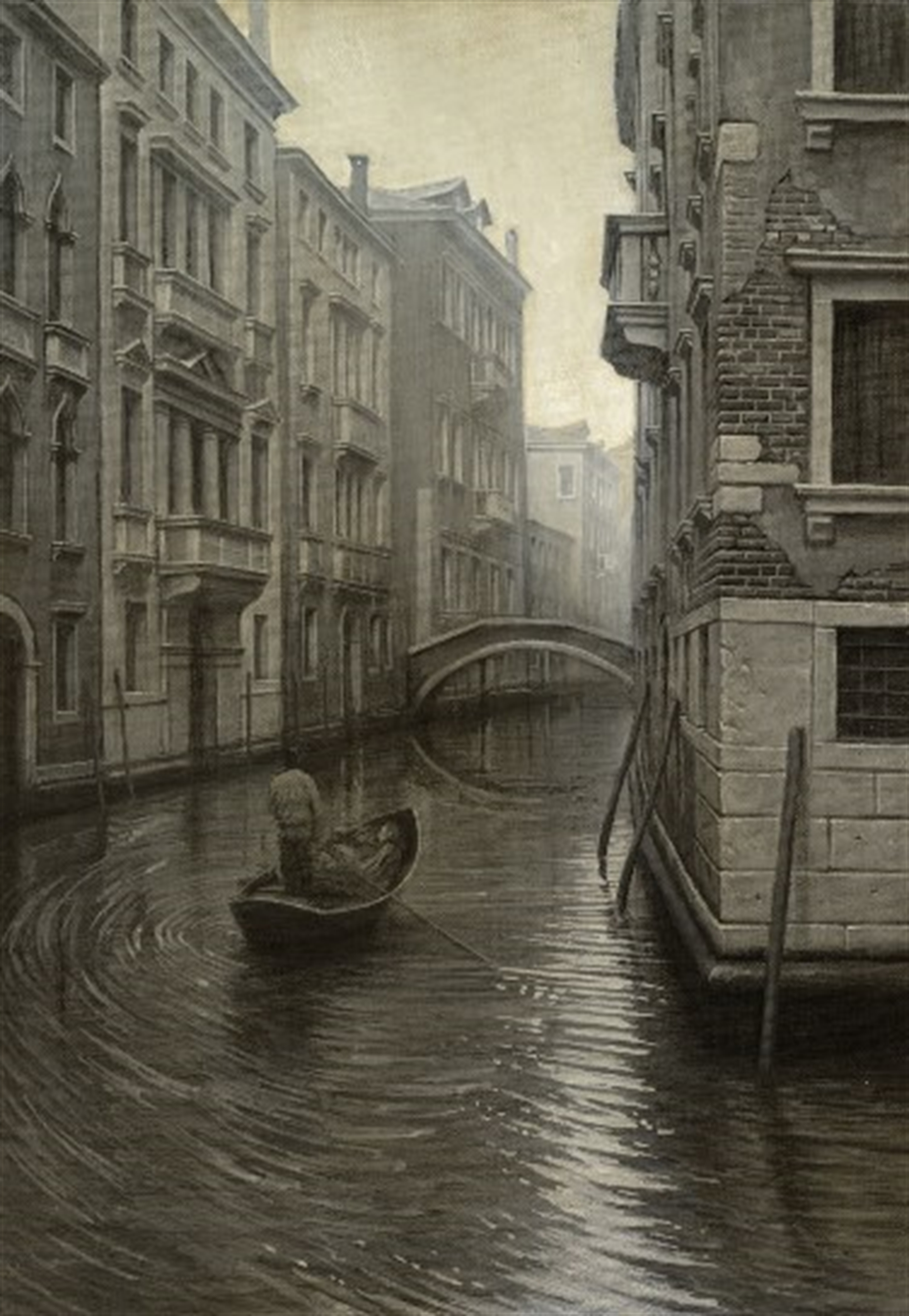 Quiet Waters by Alexei Butirskiy