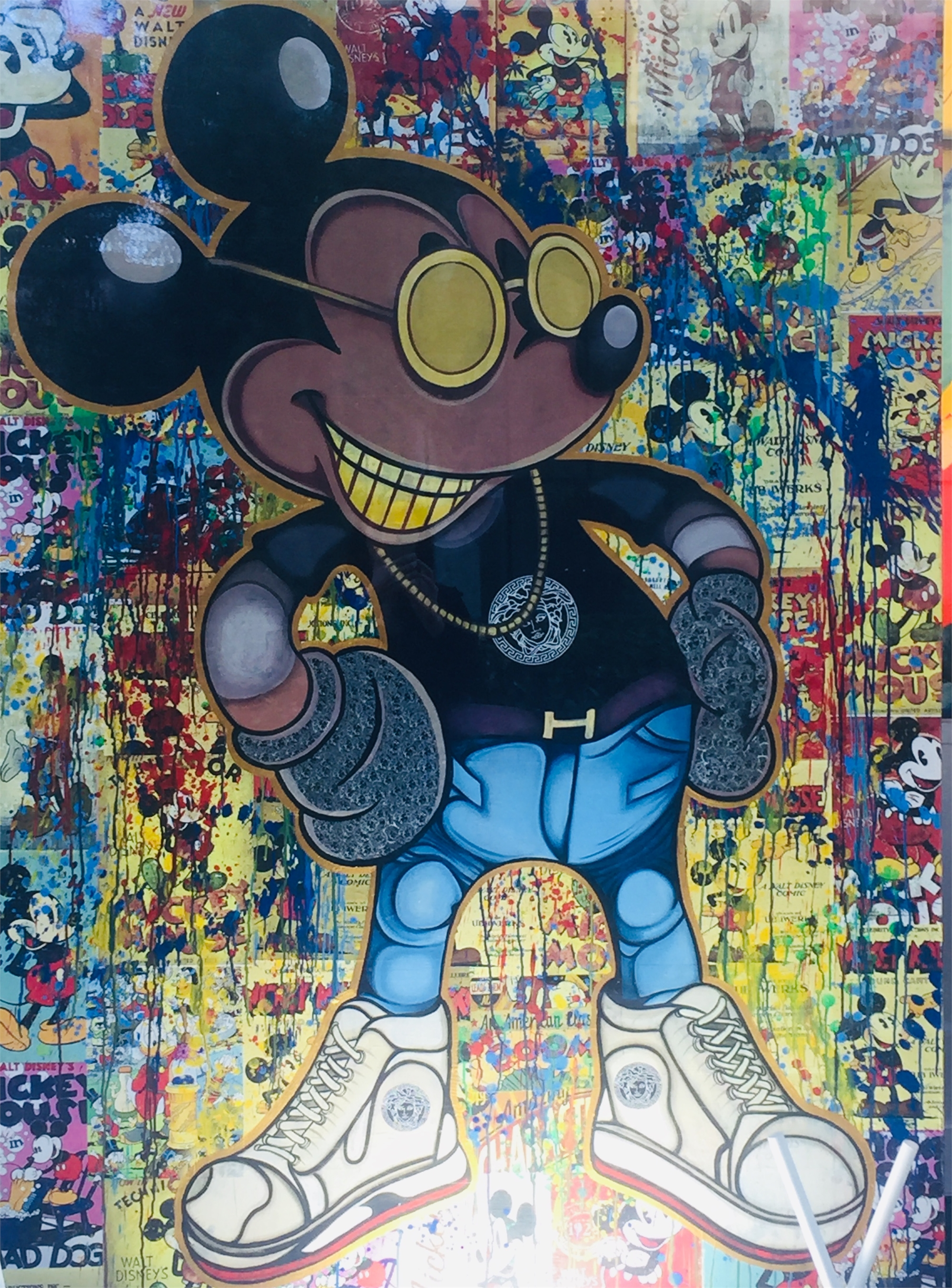 """""""Icon Series Micky Mouse"""" by Buma Project"""
