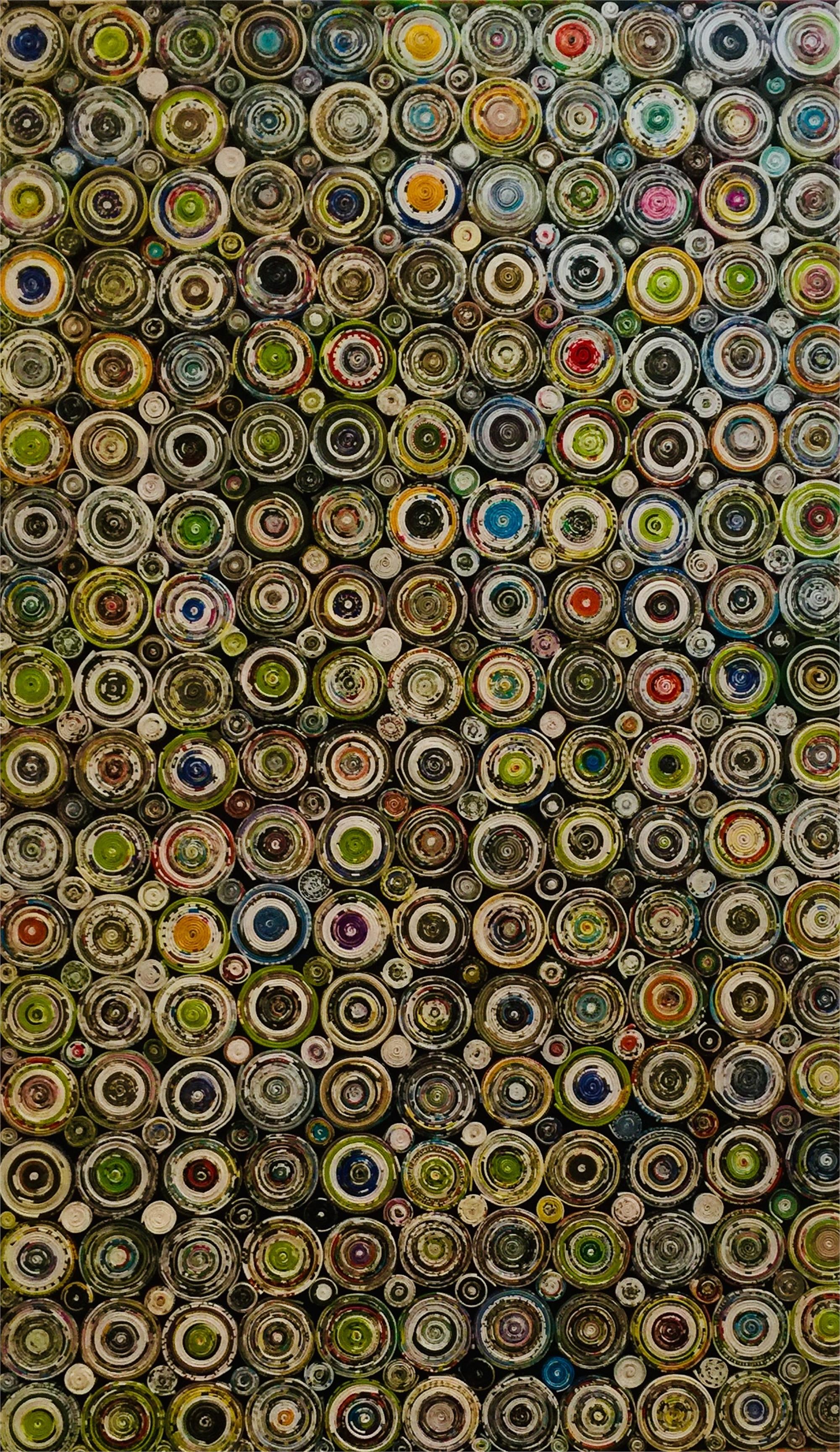 Media Magic Flat Circles by Sumath Kusu Maso