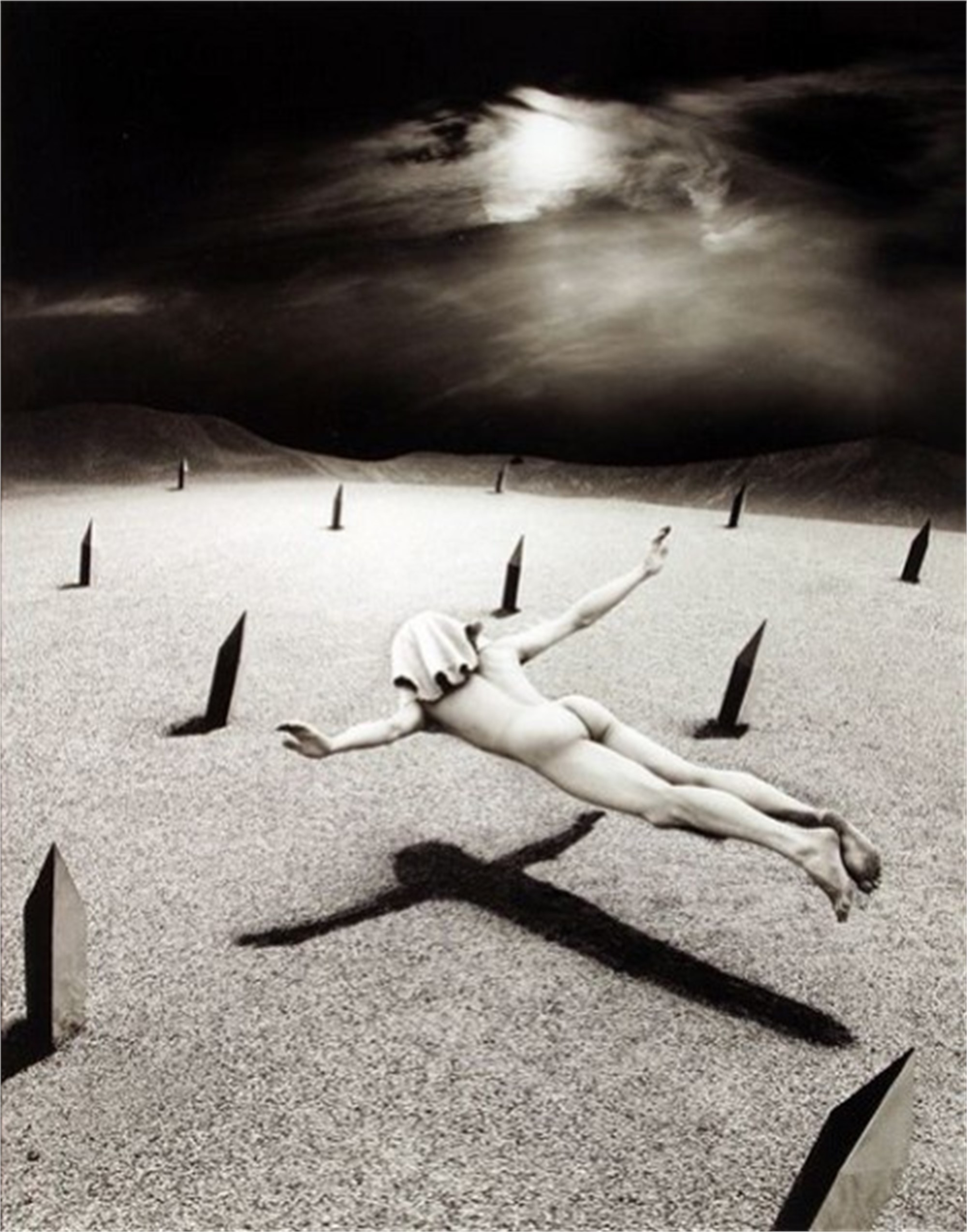 The Silent Arrow by Misha Gordin
